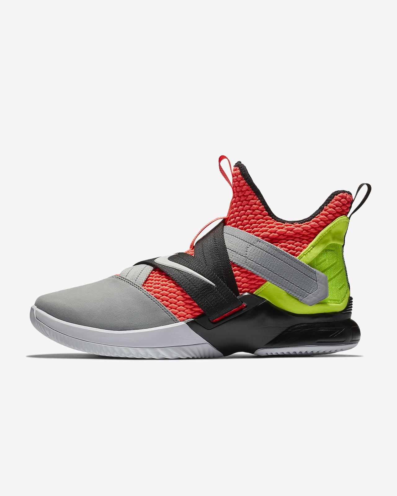 timeless design 2704f b36be LeBron Soldier 12 SFG Basketball Shoe