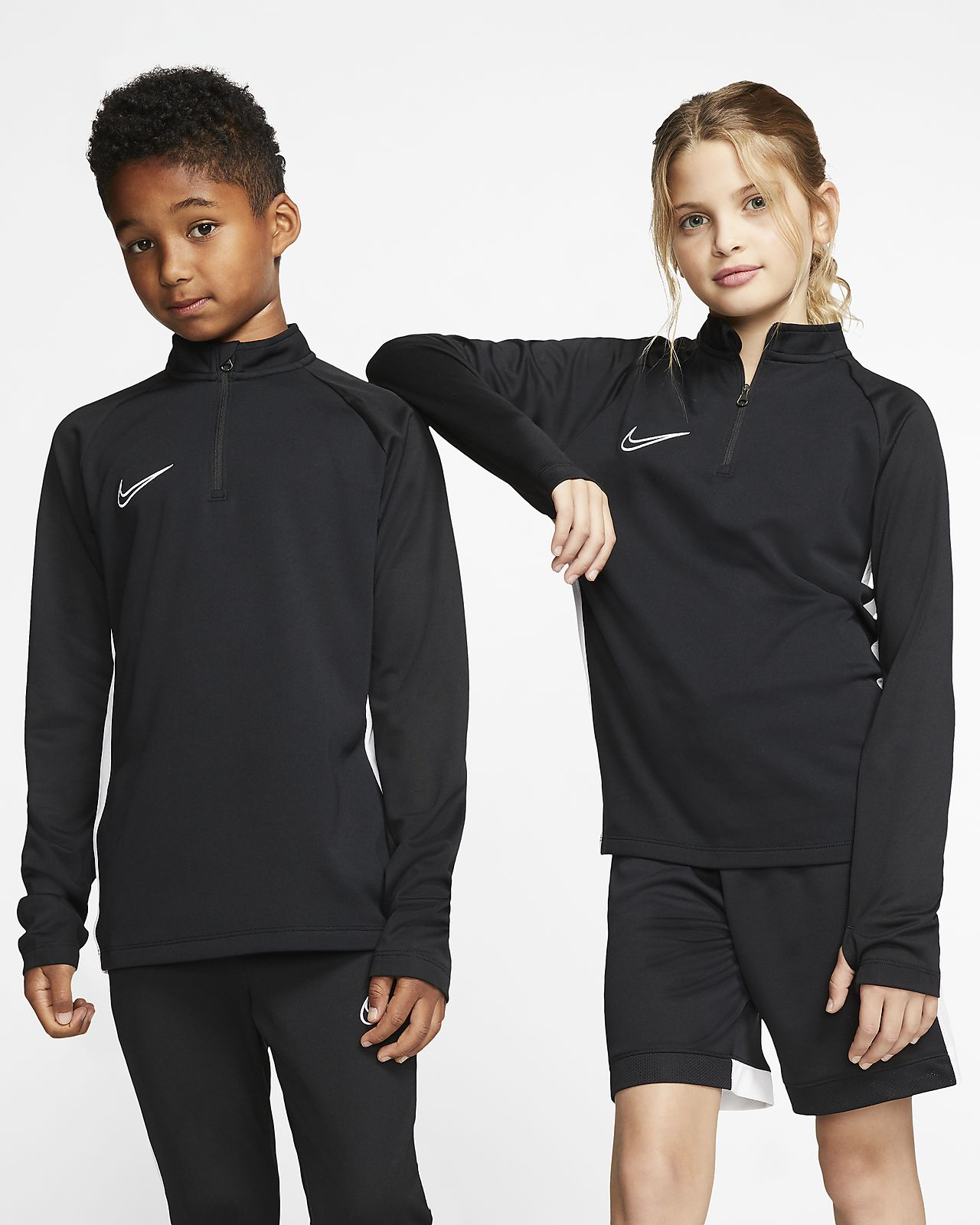 Nike Dri-FIT Academy Big Kids' Soccer Drill Top