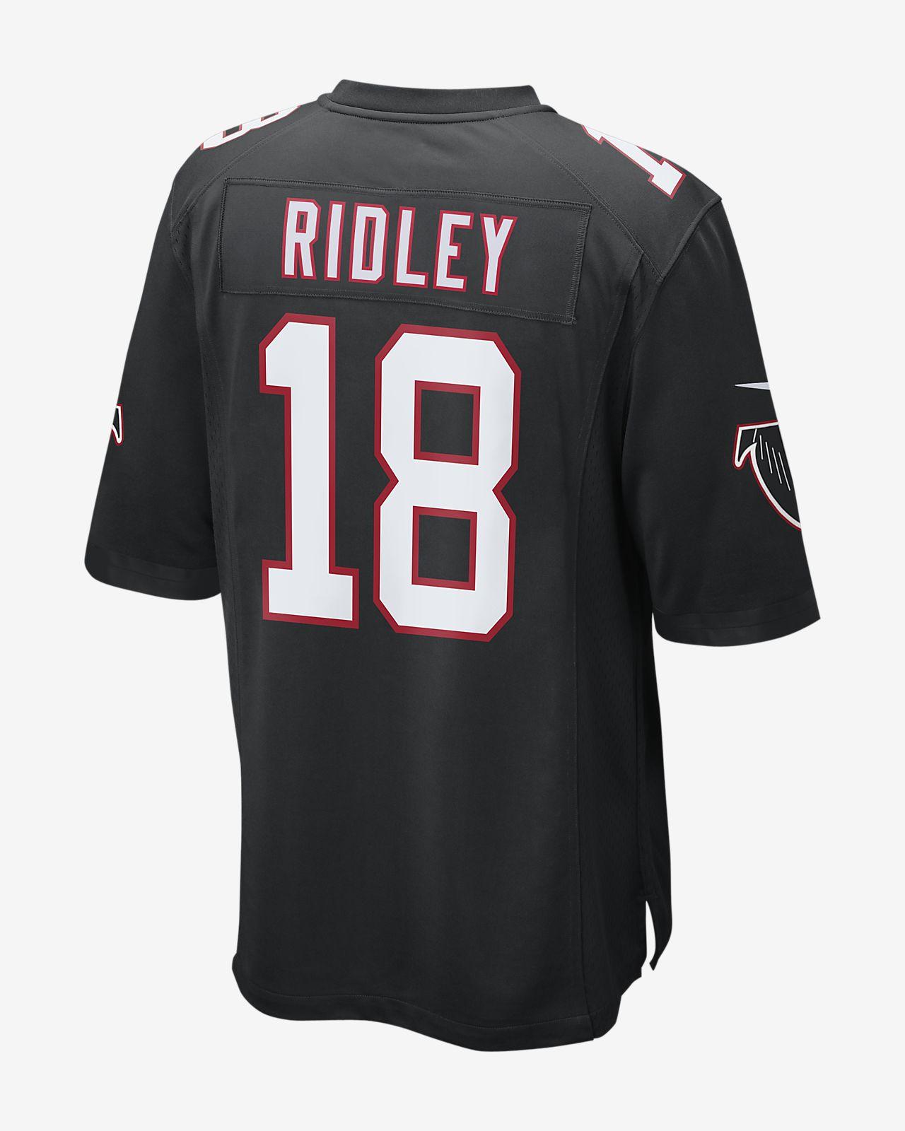 size 40 86cf6 5855e NFL Atlanta Falcons (Calvin Ridley) Men's Game Football Jersey