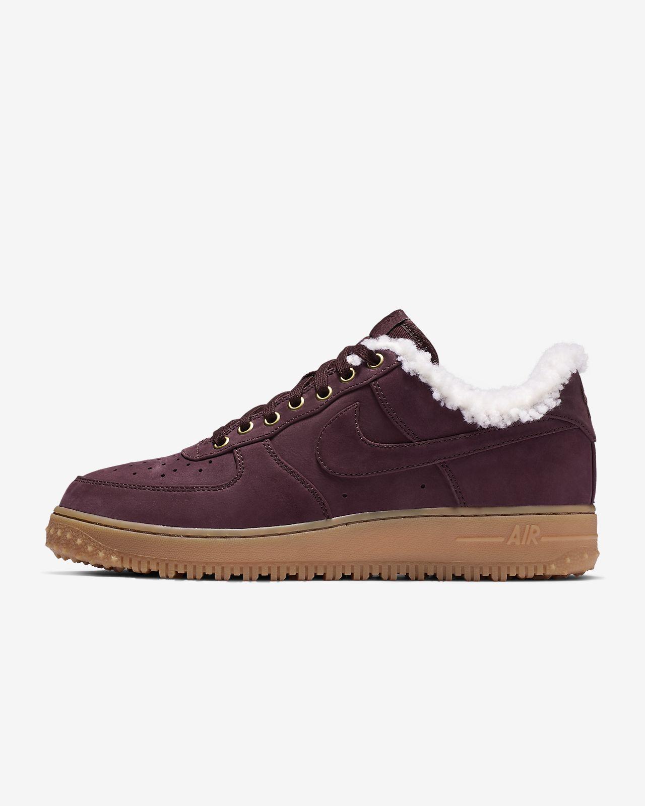 รองเท้าผู้ชาย Nike Air Force 1 Premium Winter