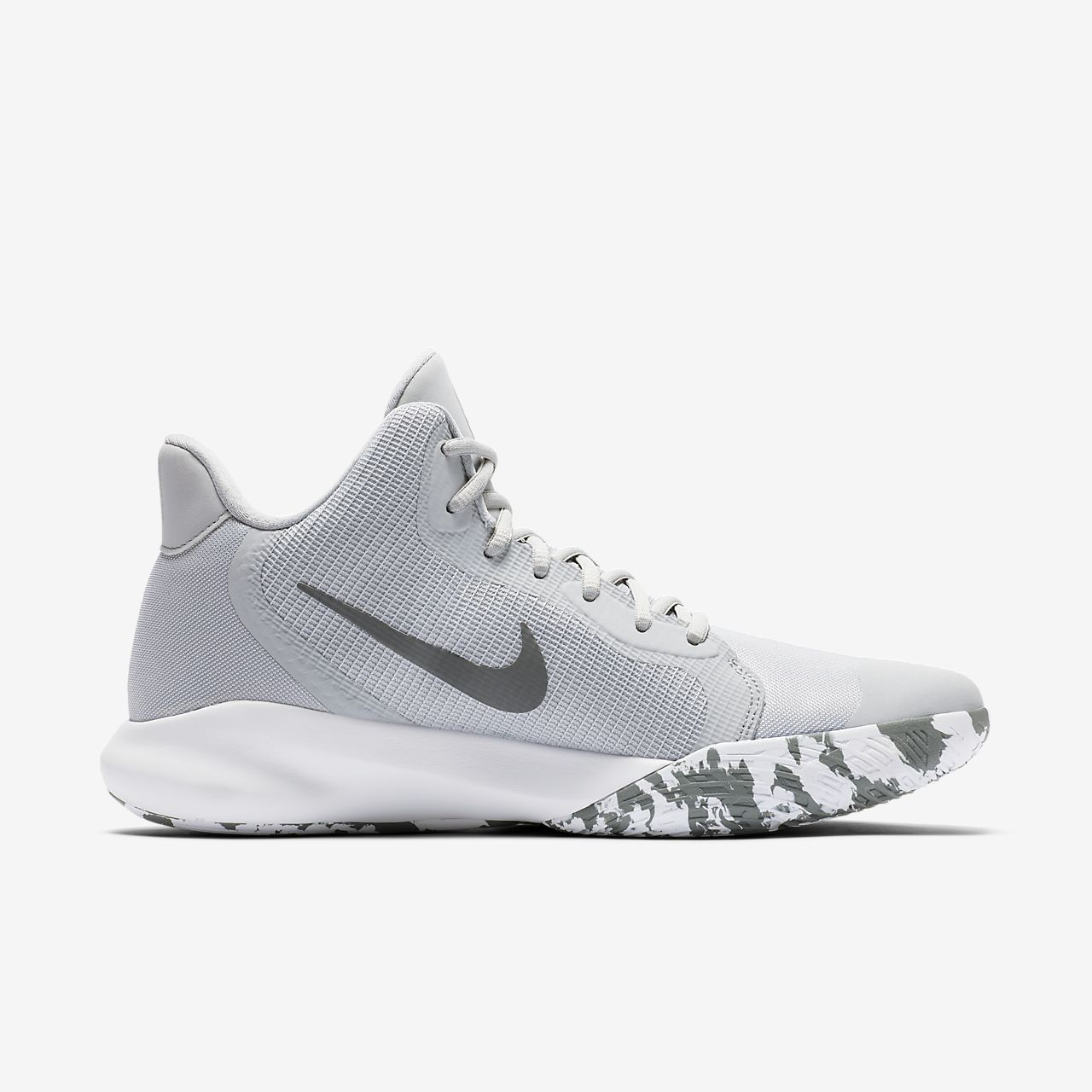 nouveau style 07bd8 e6b12 Nike Precision III Basketball Shoe