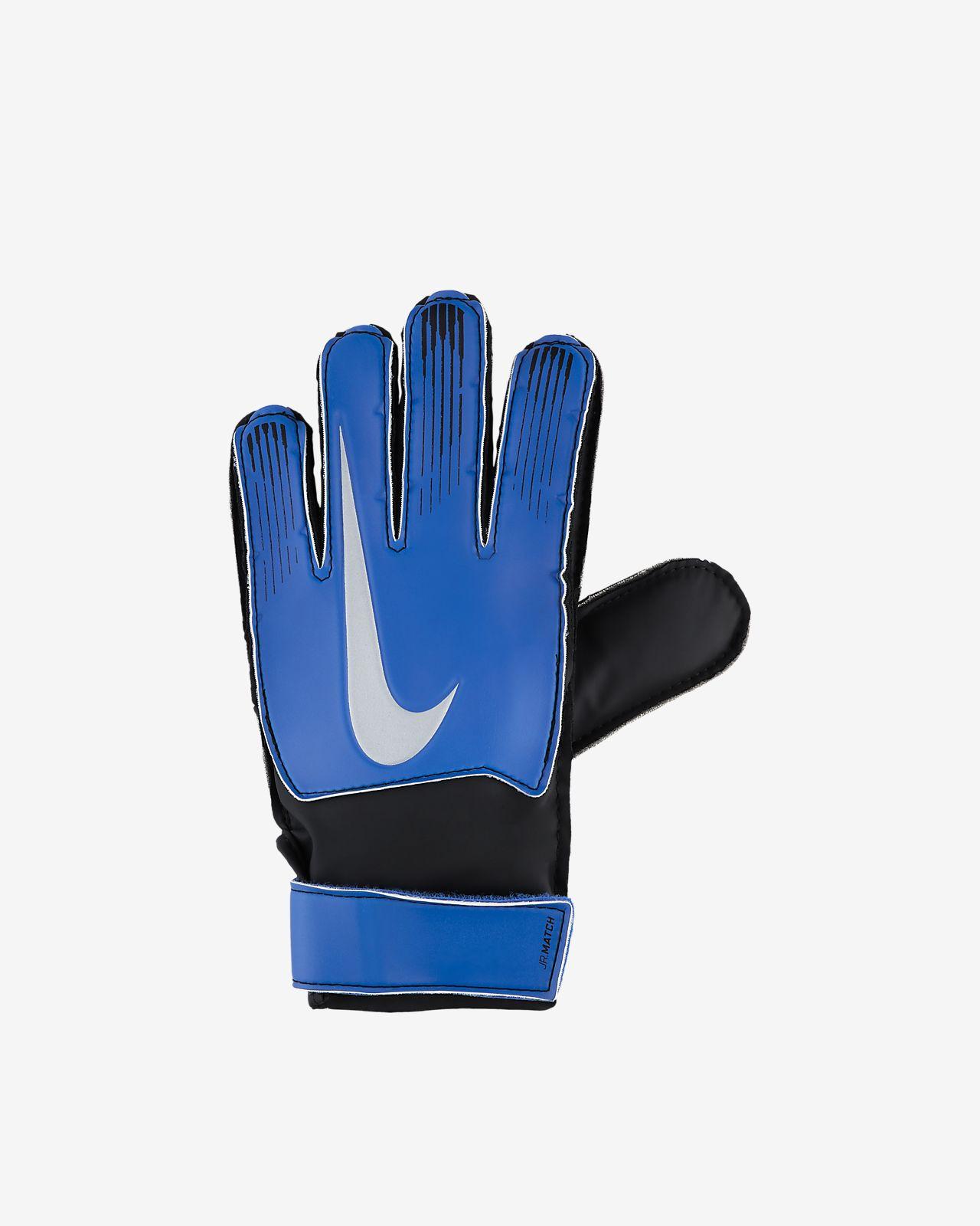 Παιδικά γάντια ποδοσφαίρου Nike Junior Match Goalkeeper. Nike.com GR 5a110ea015a