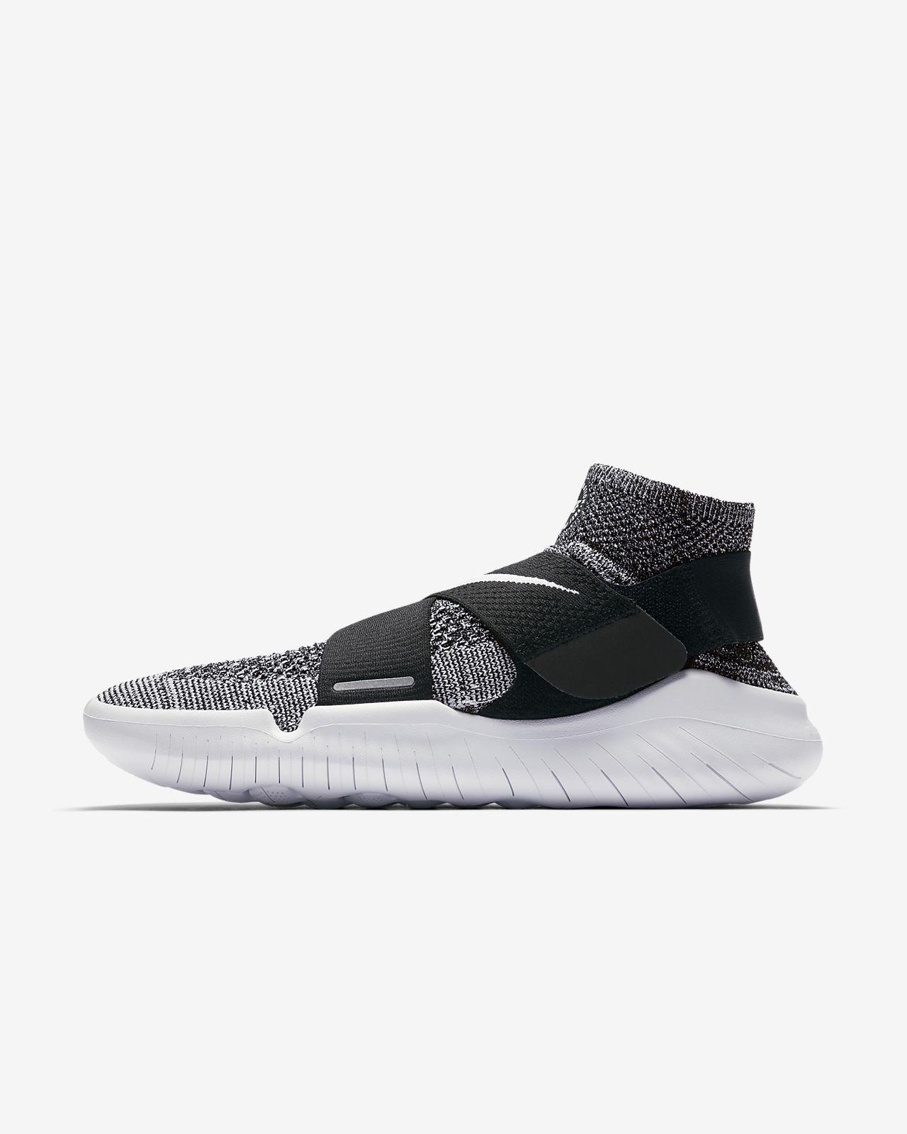 innovative design 017f6 12ad7 Nike - Free RN Motion Flyknit 2017 Hommes chaussure de course (noir) - EU