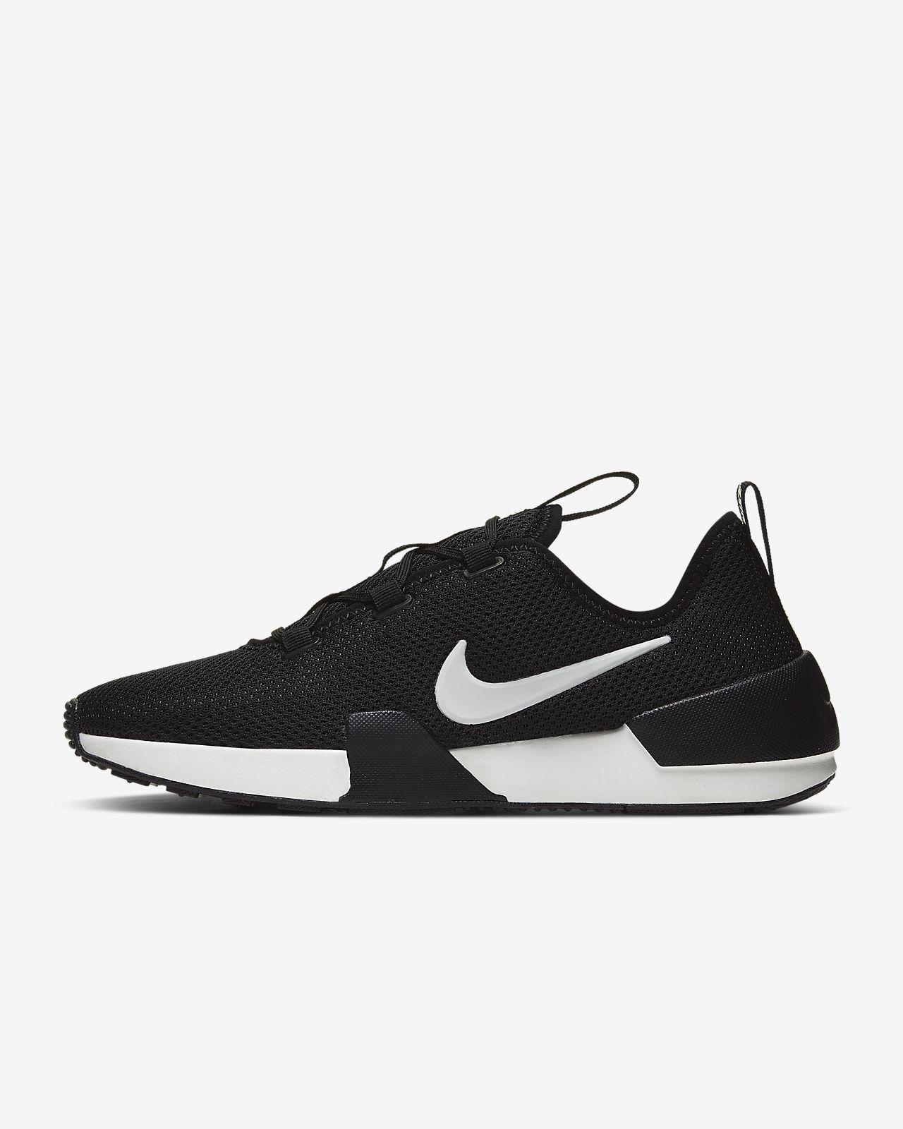Scarpe Nike Wmns Nike Ashin Modern Run Taglia 38.5 AJ8799002 Nero