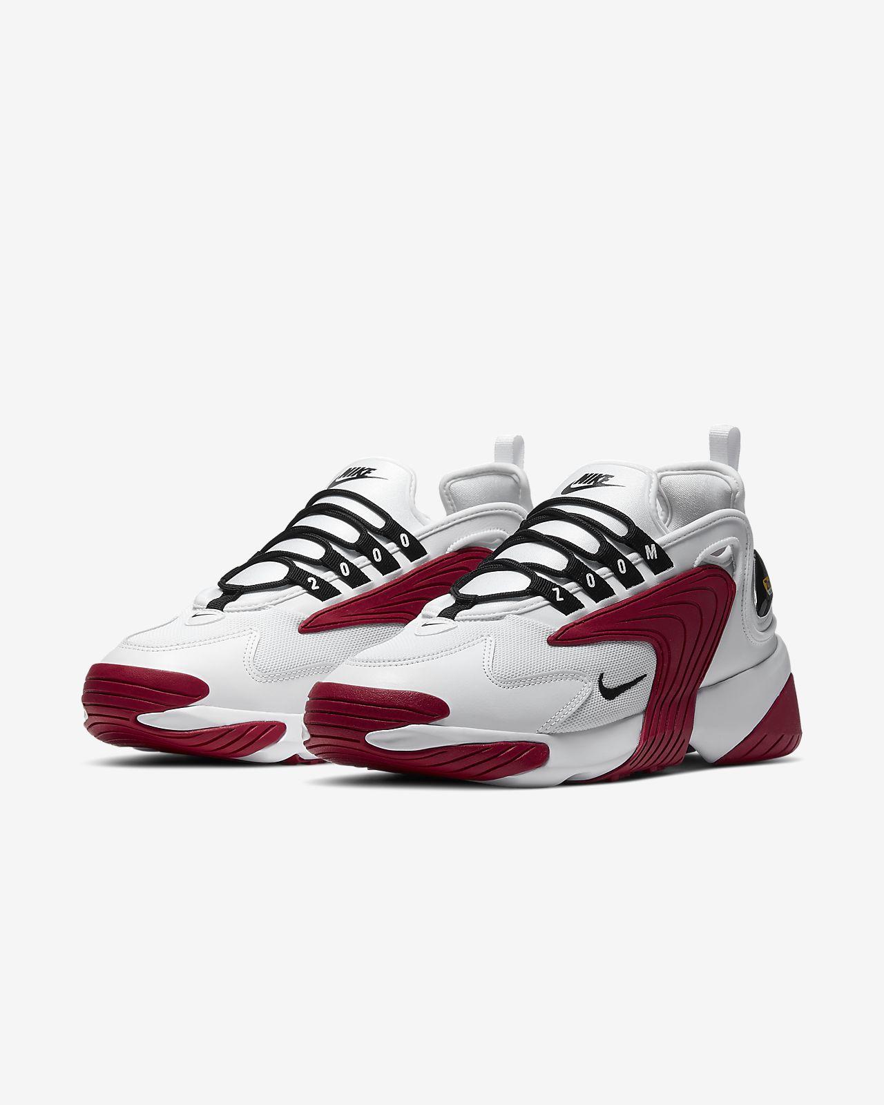 Nike Schuhe Zoom 2K Sneakers Low weiß Modell 3 Gr. 45