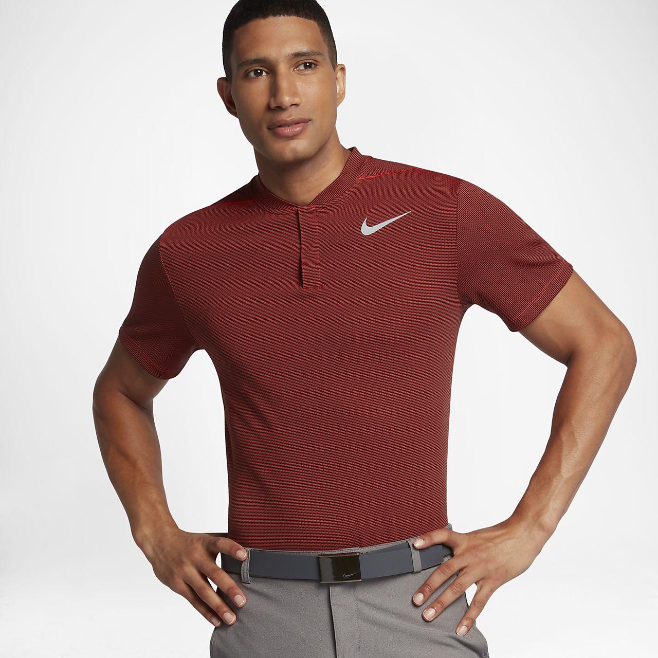 da55fb6a3 Nike MM Fly AeroReact Blade Men s Slim Fit Golf Polo. Nike.com ID