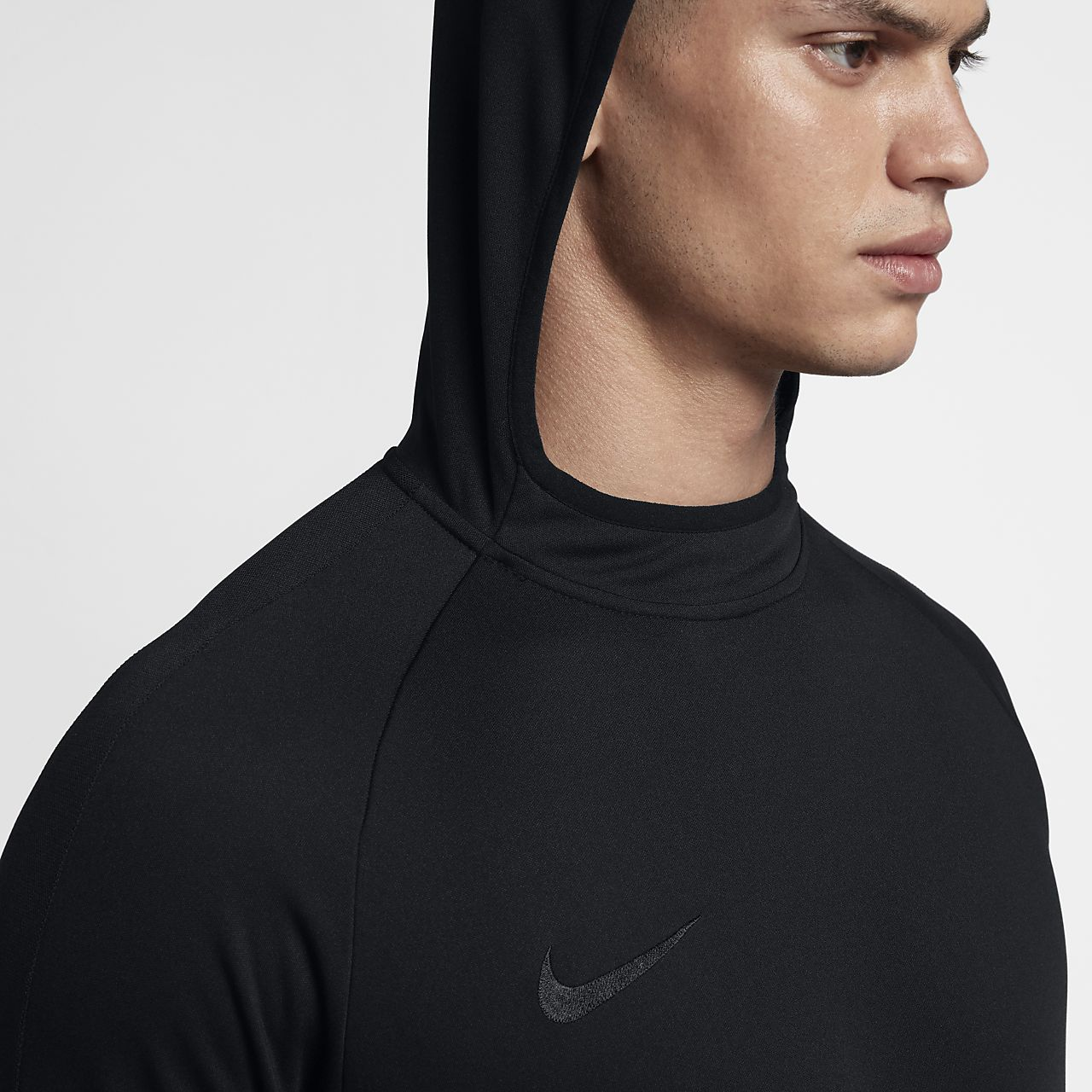 74d6a2564c77 Nike Dri-FIT Academy Men s Pullover Football Hoodie. Nike.com GB
