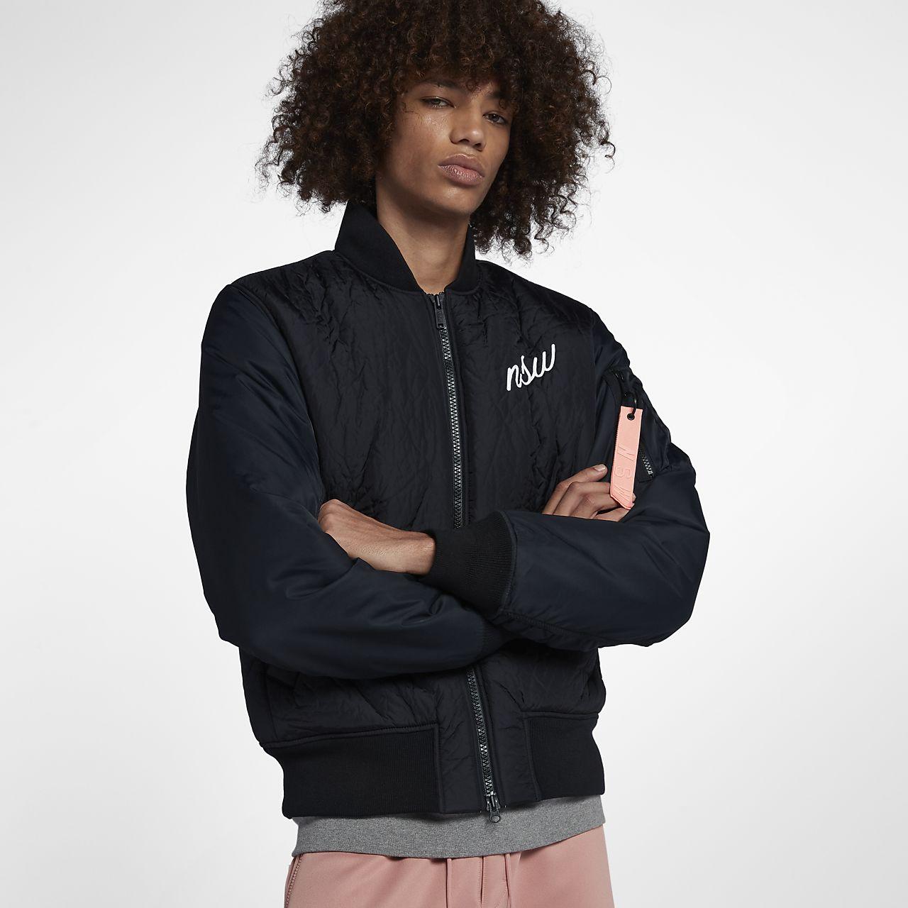 Nike Sportswear NSW Synthetic Fill férfi pilótakabát