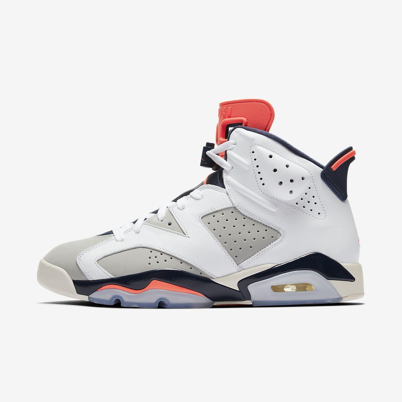Мужские кроссовки Air Jordan 6 Retro. Nike.com RU f7b7d7491ef