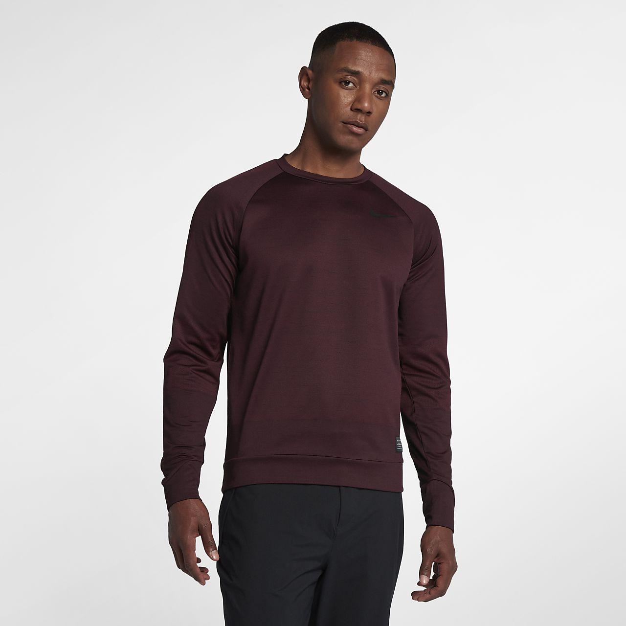 Nike Dri-FIT Men's Long Sleeve Golf Top