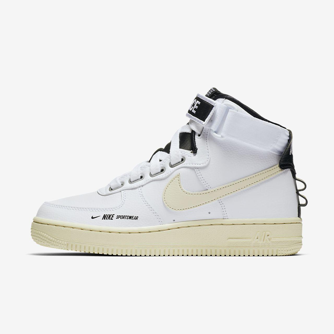 NikeAF1 HI UT女子运动鞋