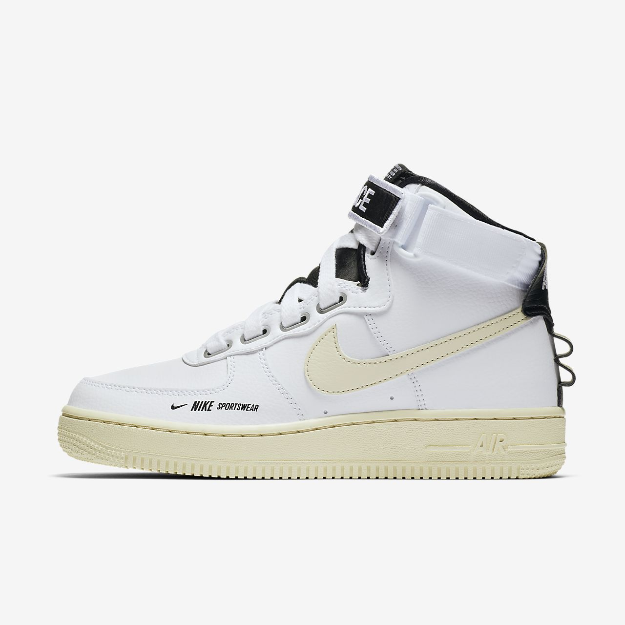 Nike Air Force 1 High Utility Women s Shoe. Nike.com SG 06de31de0c