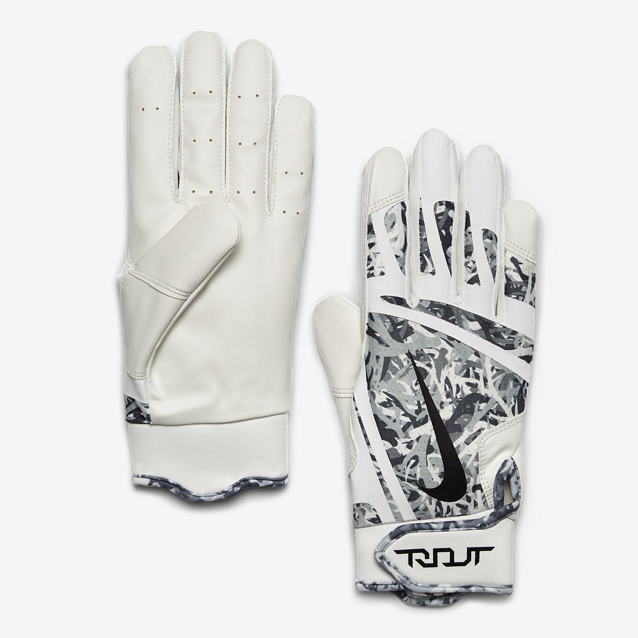 men's nike huarache elite batting gloves