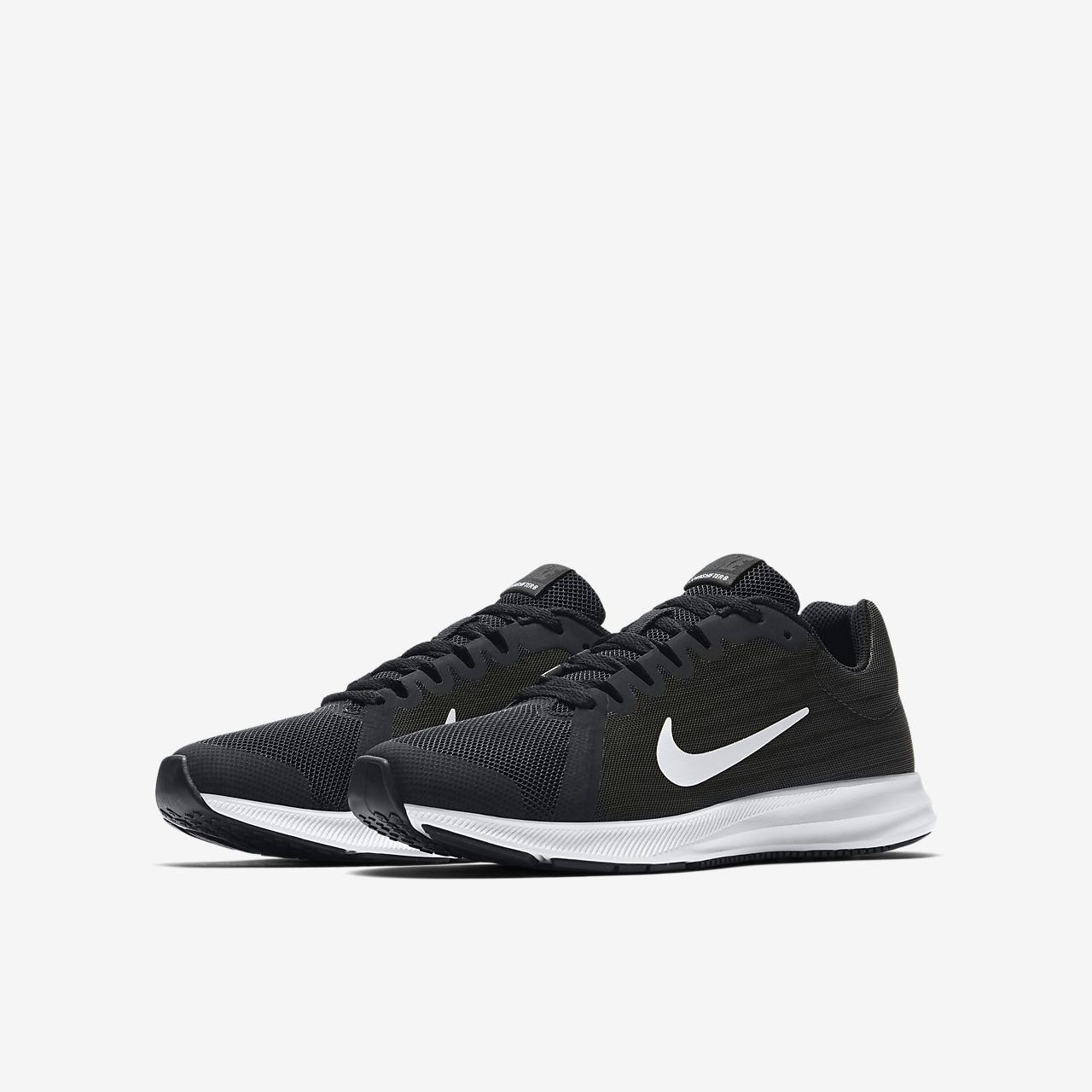 Nike - Wmns Vers Le Bas Décaleur 8 - Chaussure De Course Noir WUBjVB