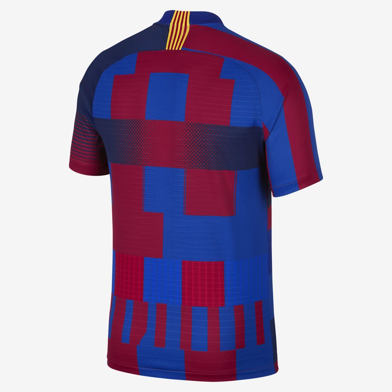 c09ff8d48 FC Barcelona 20th Anniversary Vapor Match Men s Shirt. Nike.com ZA