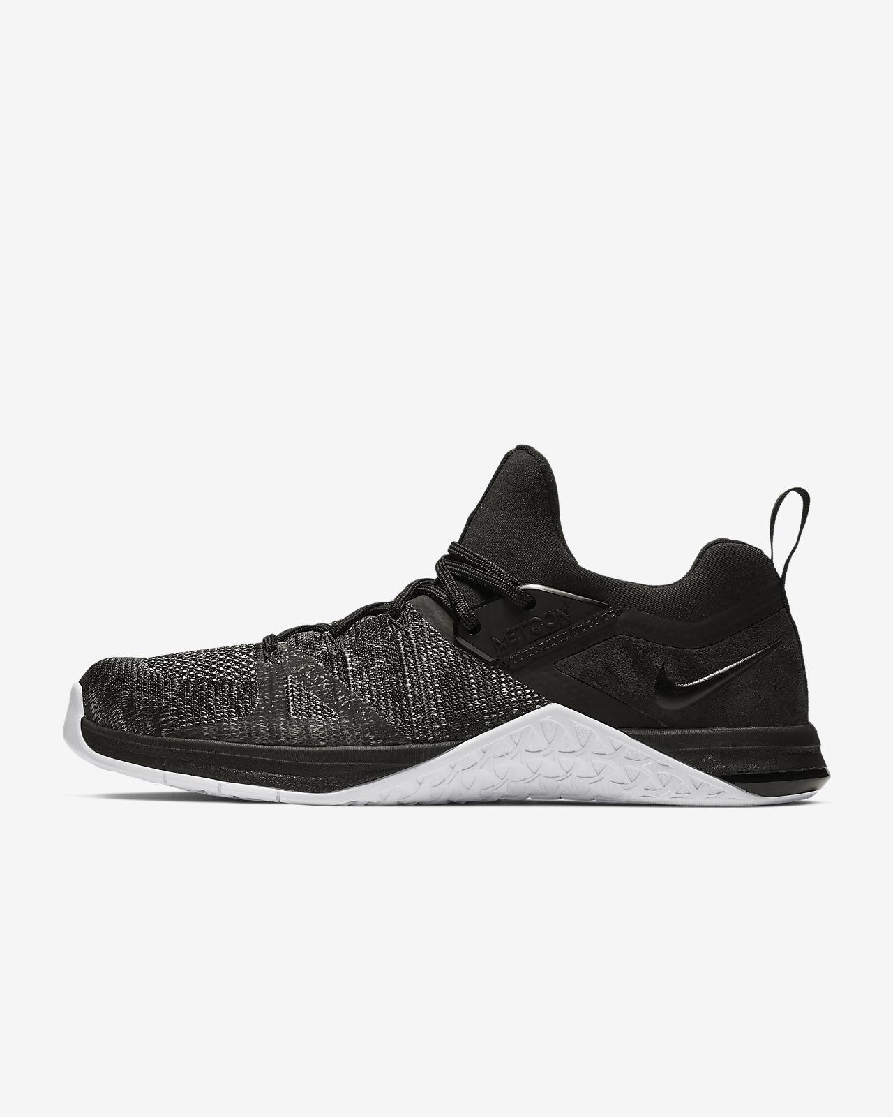 รองเท้าครอสเทรนนิ่ง/ยกน้ำหนักผู้ชาย Nike Metcon Flyknit 3