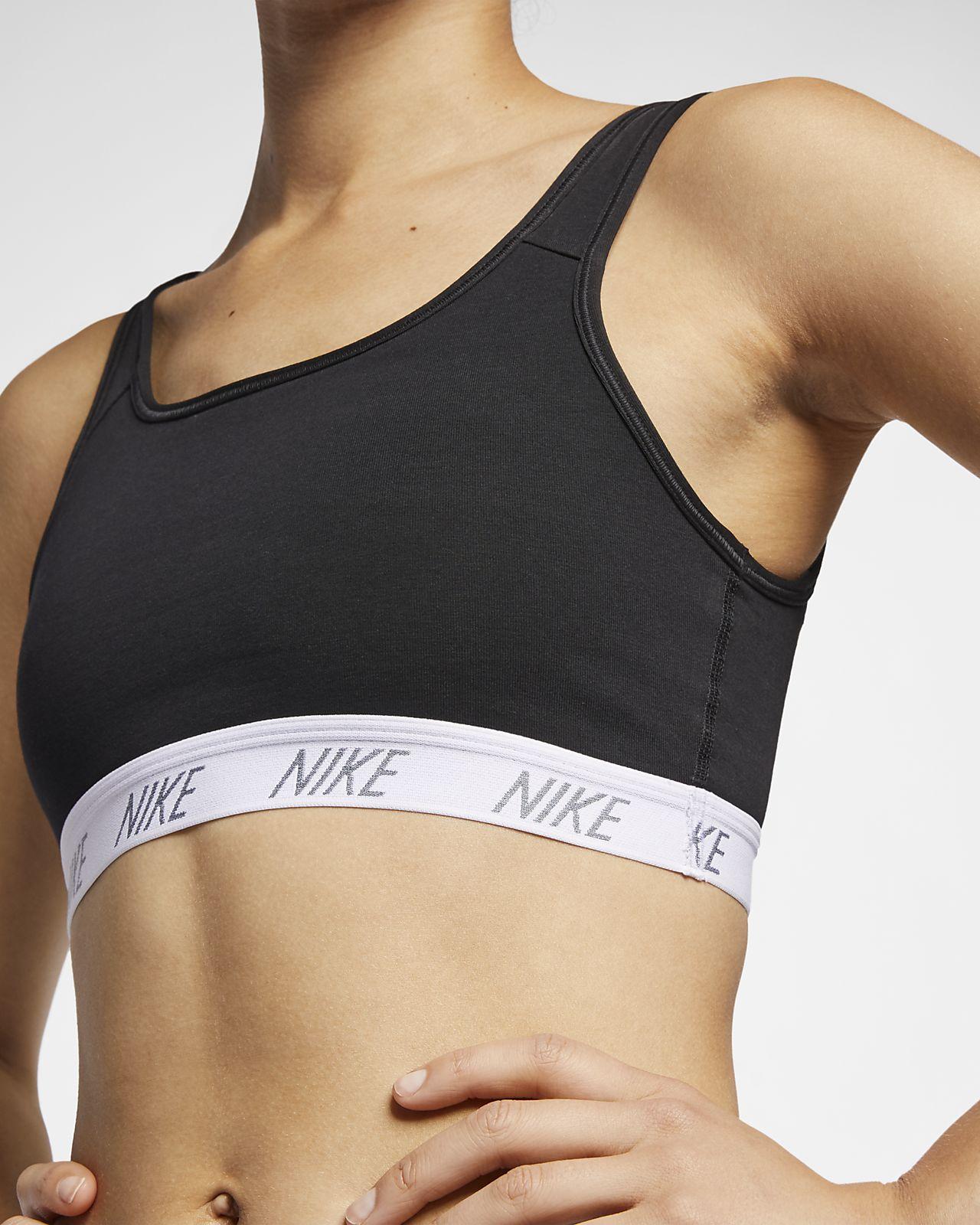 7e98078cd69 Nike Classic Soft Women s Medium-Support Sports Bra. Nike.com GB