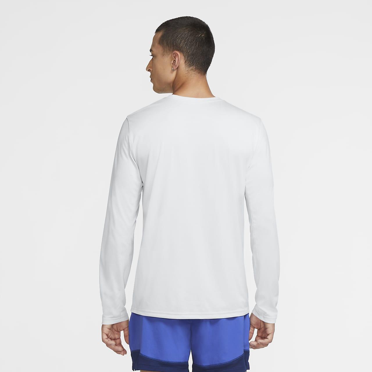 89fa9c8d1 Nike Dri-FIT Legend 2.0 Men's Long-Sleeve Training Top. Nike.com