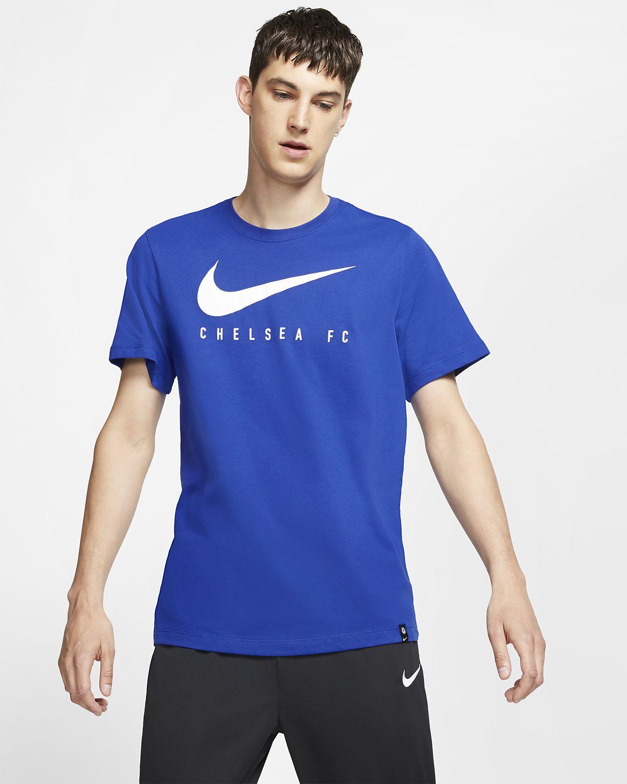 Playera de fútbol para hombre Chelsea FC Nike Dri-FIT