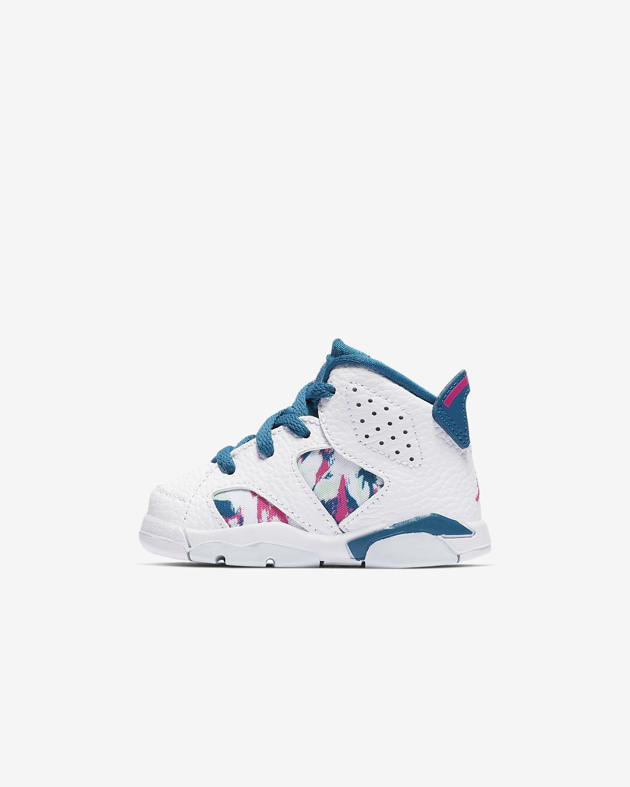 140eec8008d Air Jordan 6 Retro (2c-10c) Infant Toddler Shoe