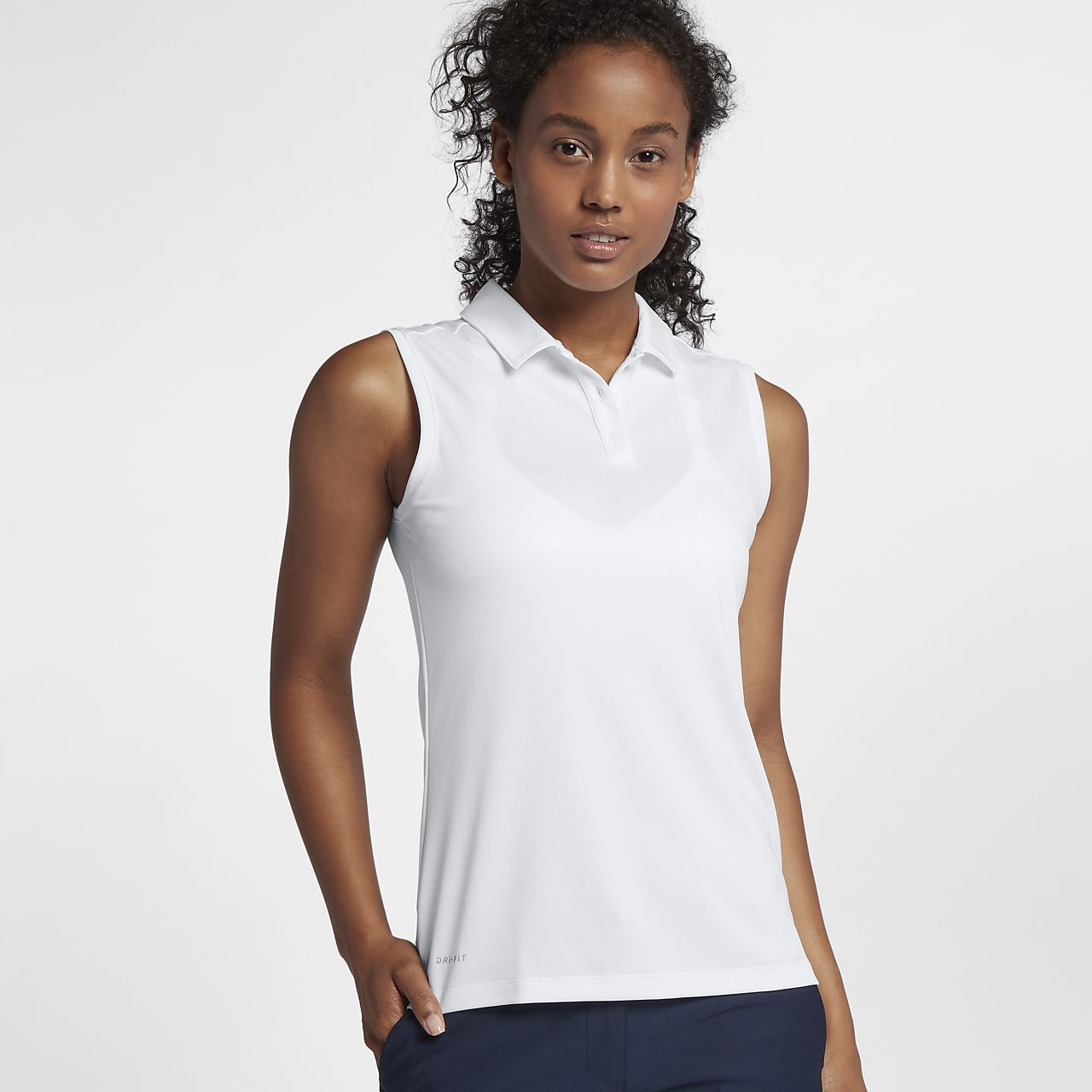 Nike Dri-FIT Golf-Poloshirt für Damen