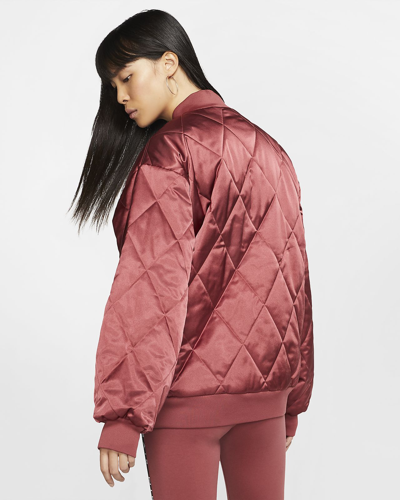 Nike Air Women's Satin Jacket