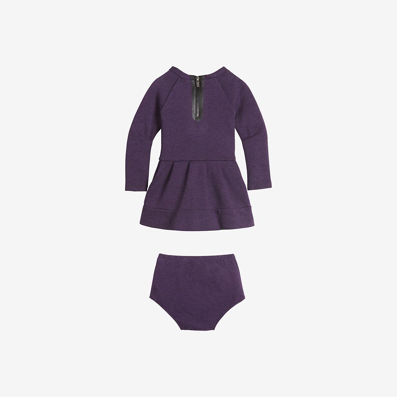 12d03a08448e6 Robe Nike Tech Fleece pour Bébé et Petite fille. Nike.com FR