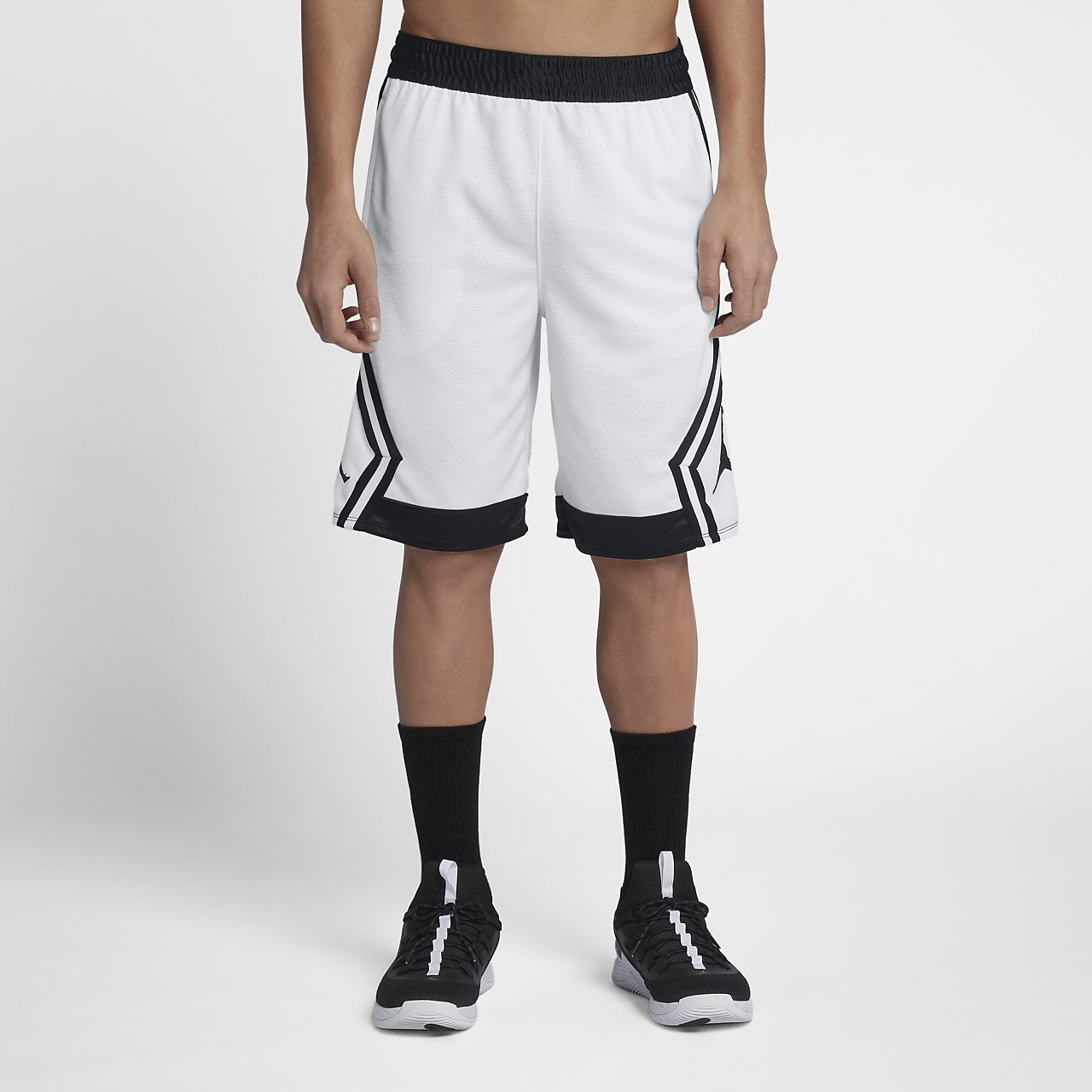... Jordan Rise Diamond Men's Basketball Shorts