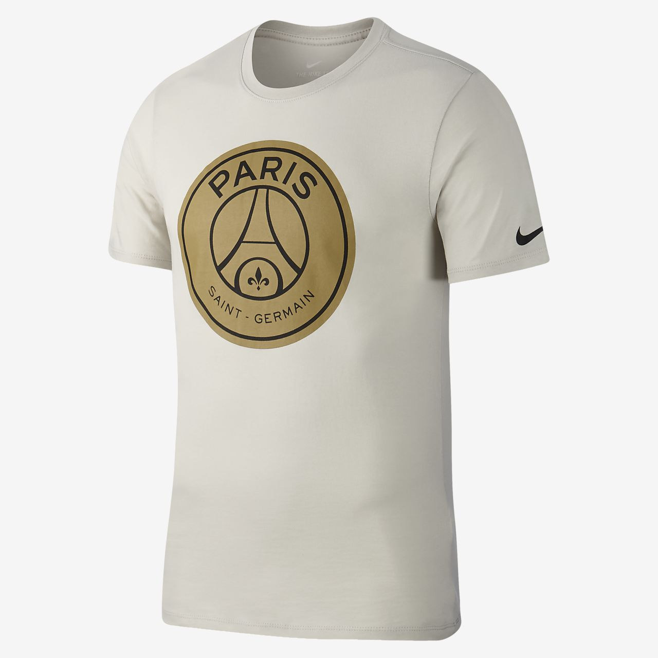 eee122d51 Paris Saint-Germain Crest Men s T-Shirt. Nike.com GB