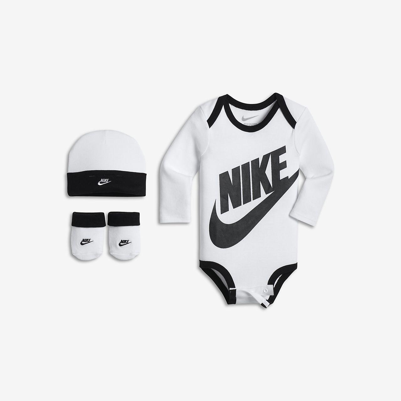 sale retailer f47a6 c4ec6 ... Tredelat set Nike Sportswear för baby