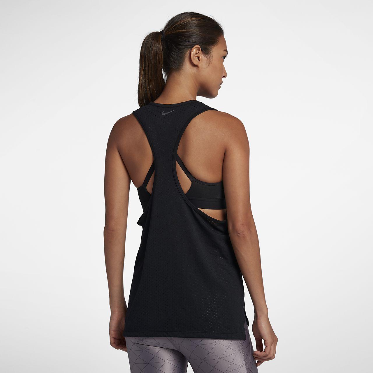 Tailwind Mujer Tirantes Run Running De Nike Para Camiseta FY7wn 2a91175ed237c