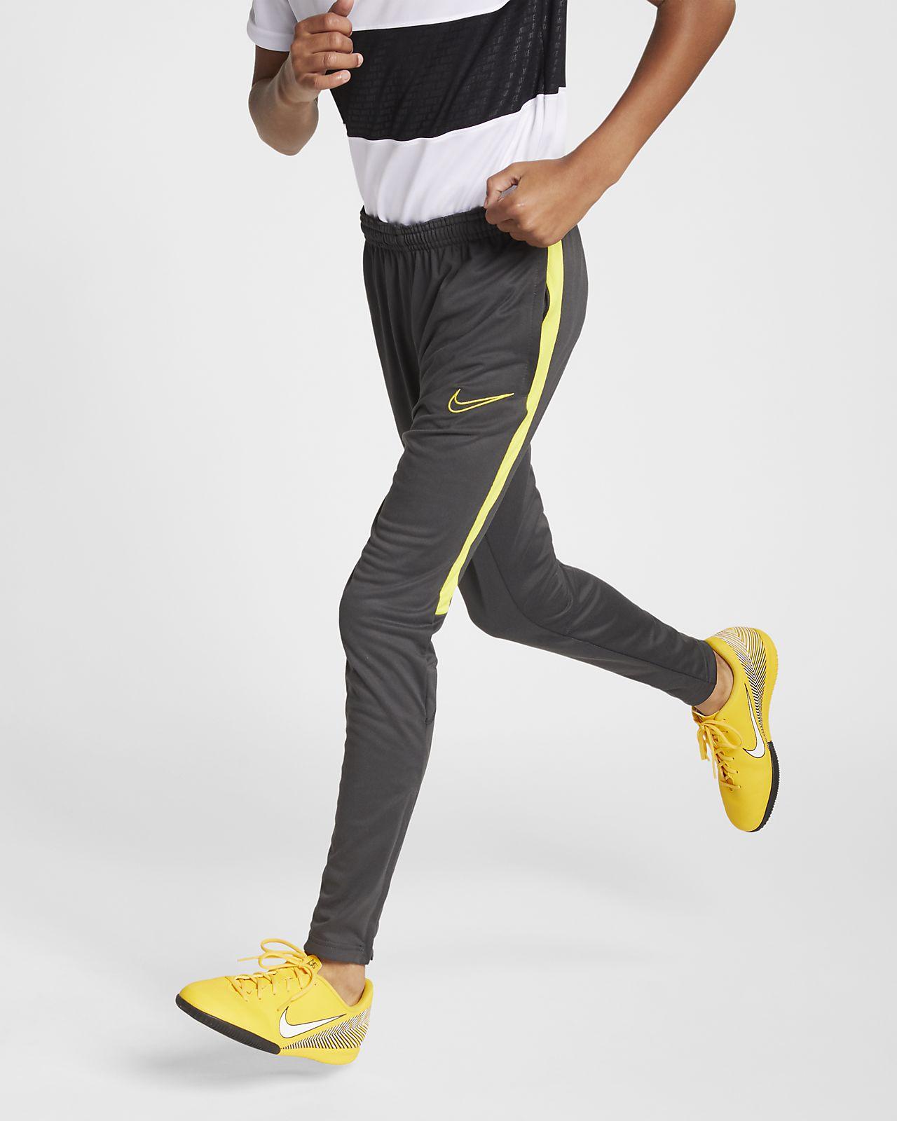 dc9c4c4d2ae5e Nike Dri-FIT Academy Older Kids  Football Pants. Nike.com DK