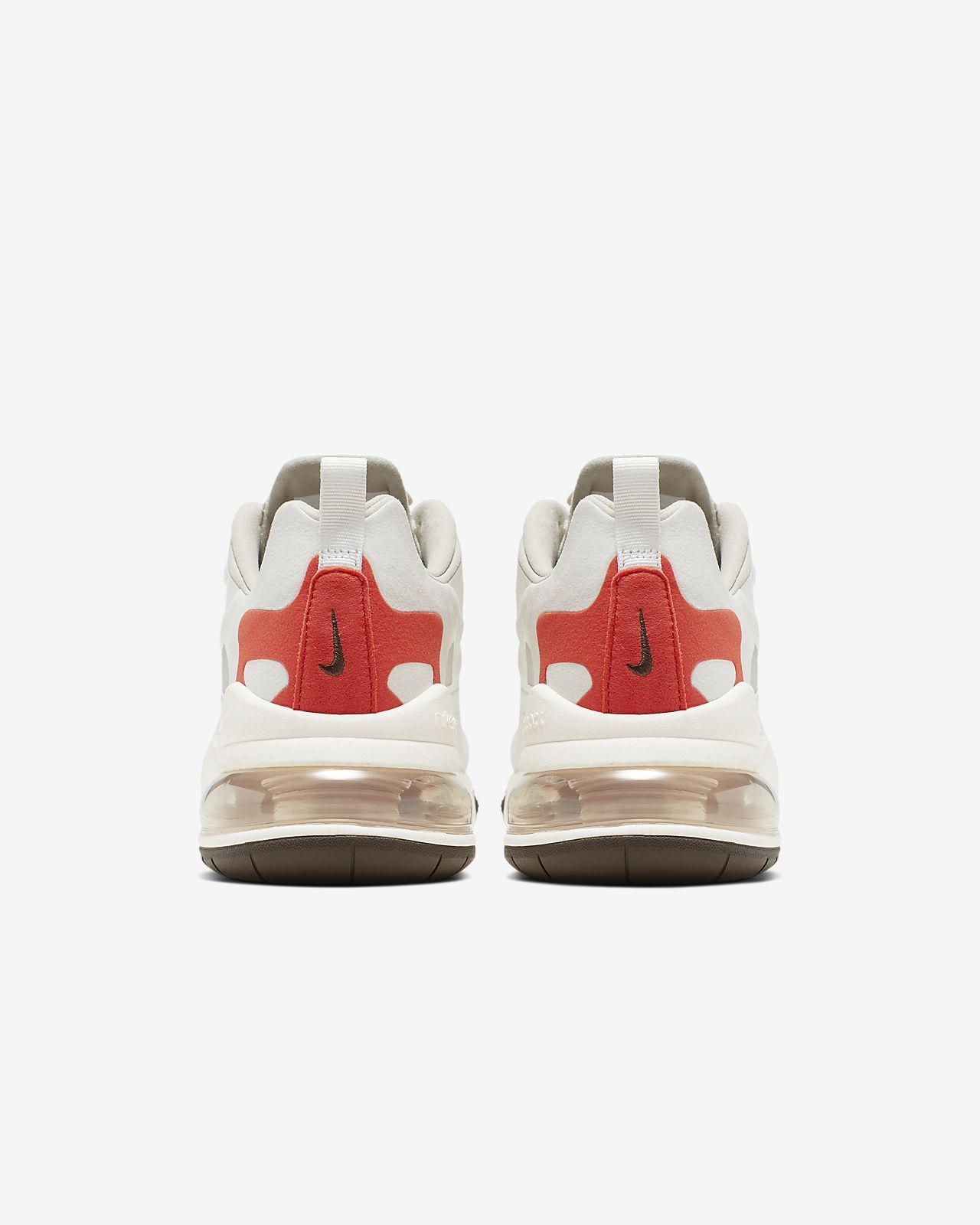 Nike Air Max 270 React (Mid Century Art) Men's Shoes