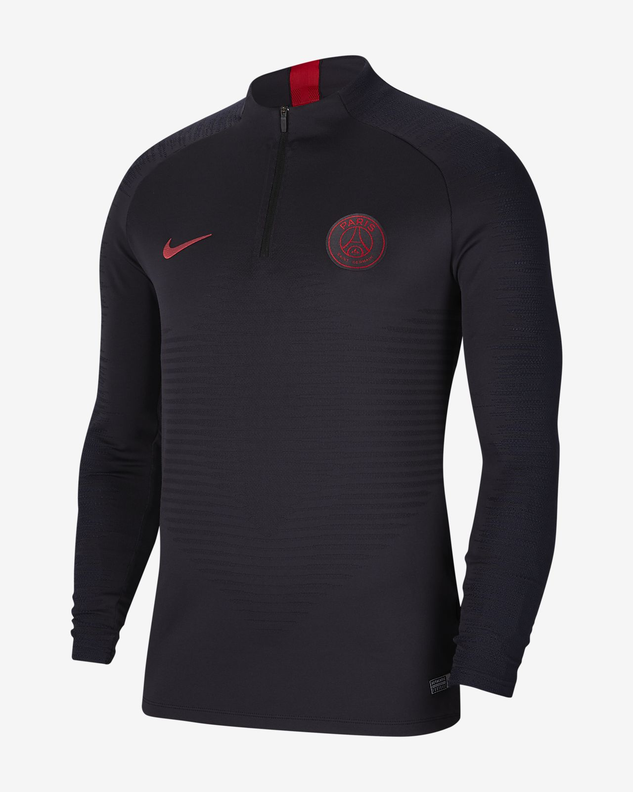Nike VaporKnit Paris Saint-Germain Strike Men's Football Drill Top