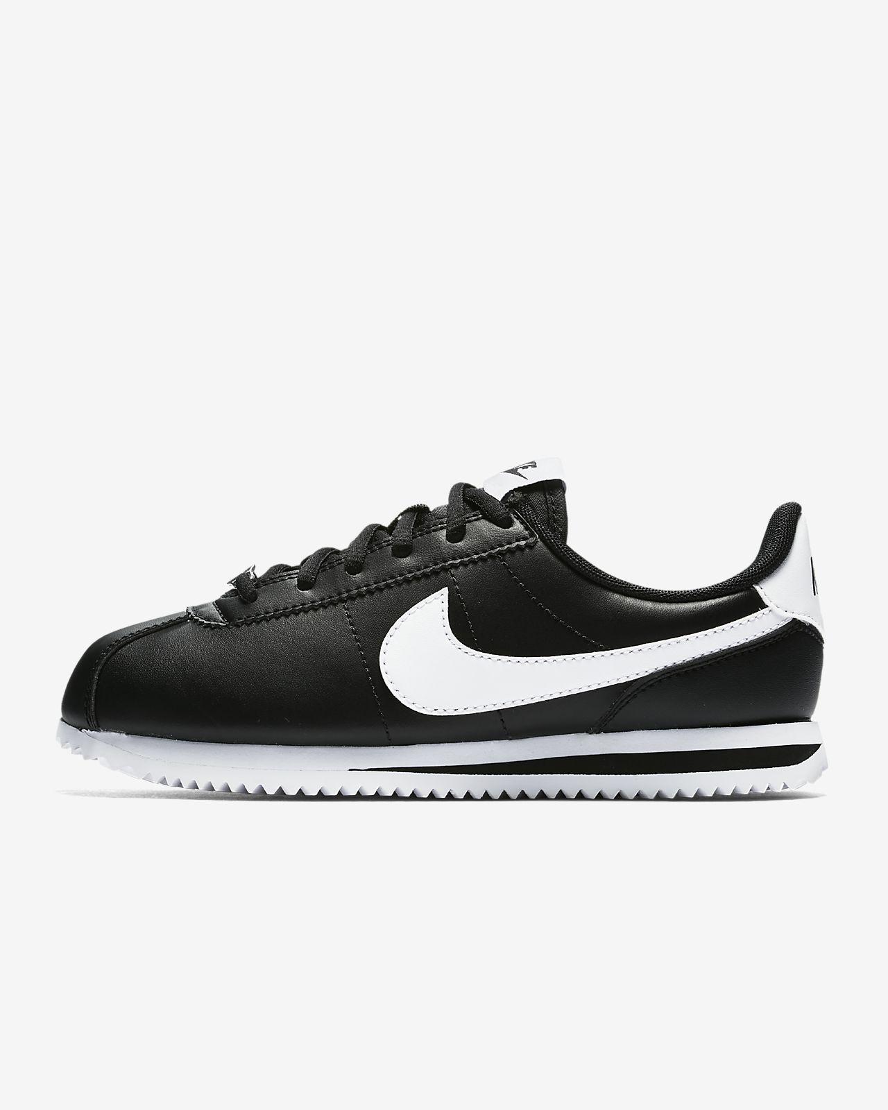 Nike Cortez Basic SL Big Kids' Shoe