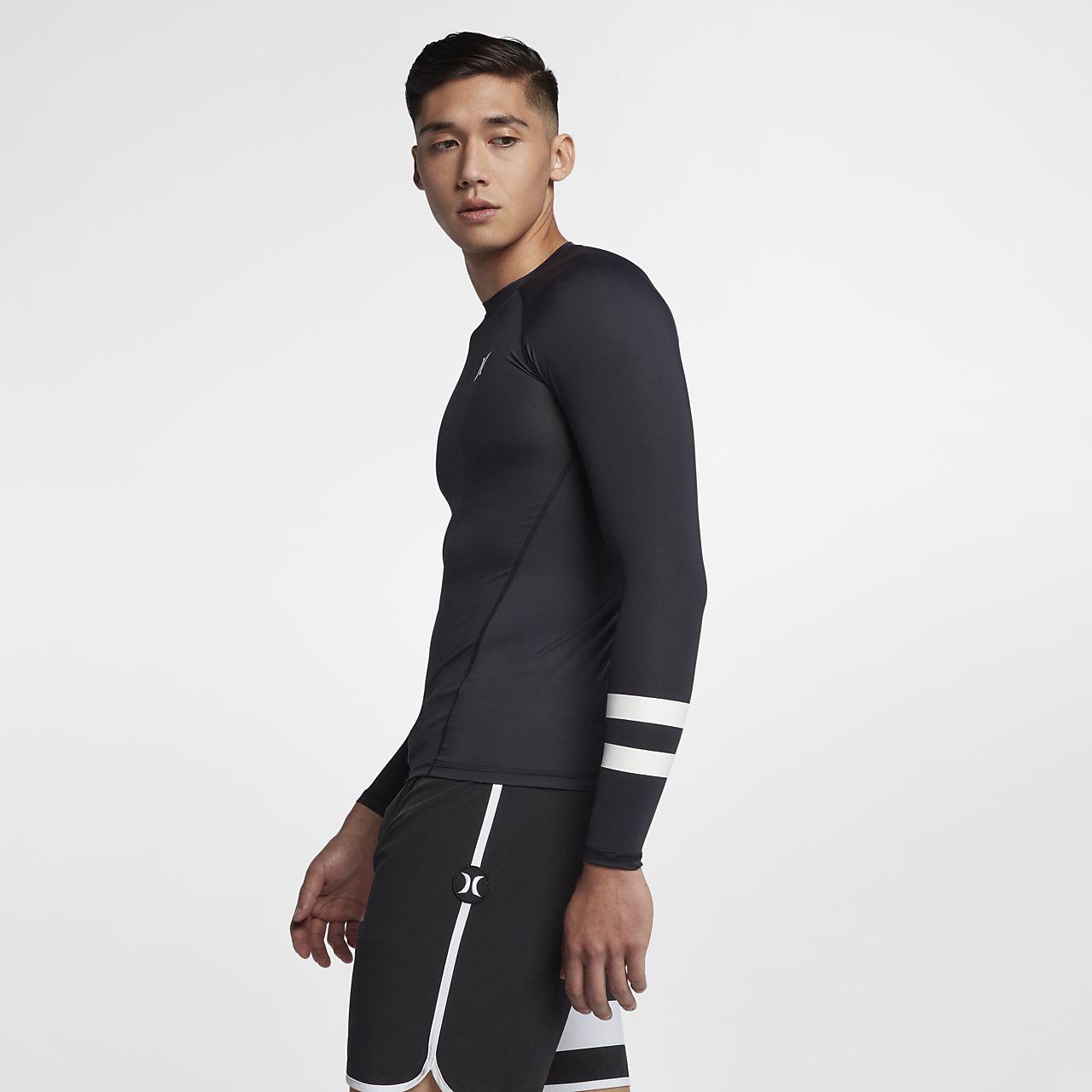 eafa5b2320b4 Ανδρική μακρυμάνικη μπλούζα σέρφινγκ Hurley Pro Light. Nike.com GR
