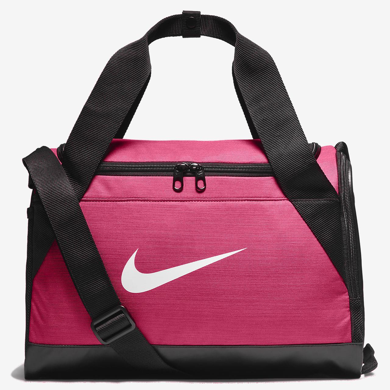4207193aa8 ... Τσάντα γυμναστηρίου για προπόνηση Nike Brasilia (μέγεθος Extra Small)
