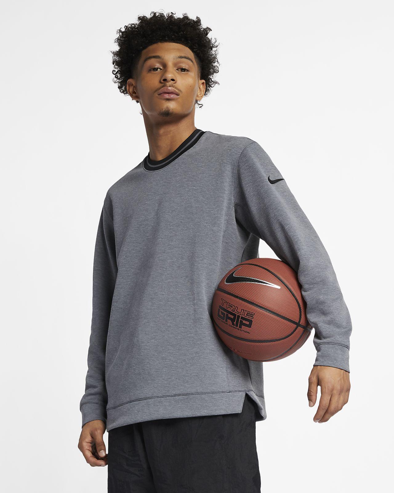 Playera de básquetbol de manga larga para hombre Nike Dri-FIT