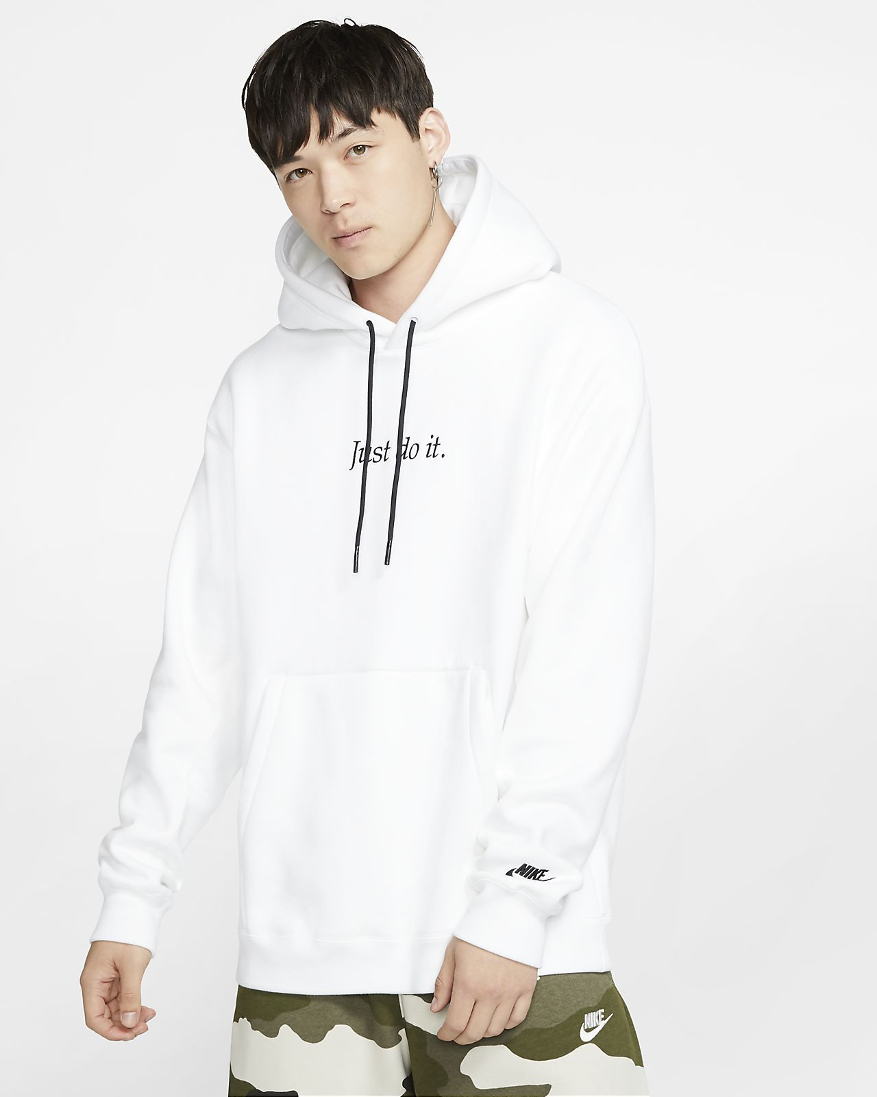 Nike Sportswear JDI 男子针织套头连帽衫
