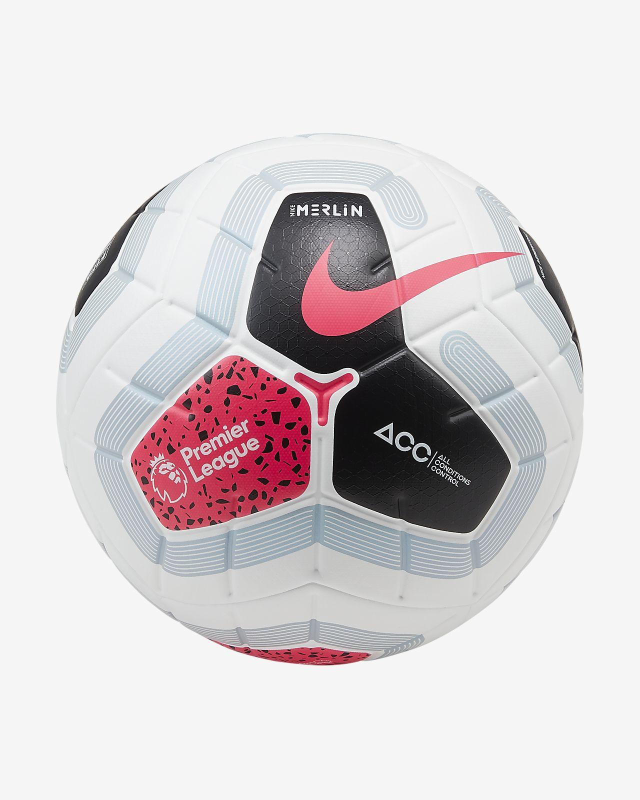 Premier League Merlin Soccer Ball