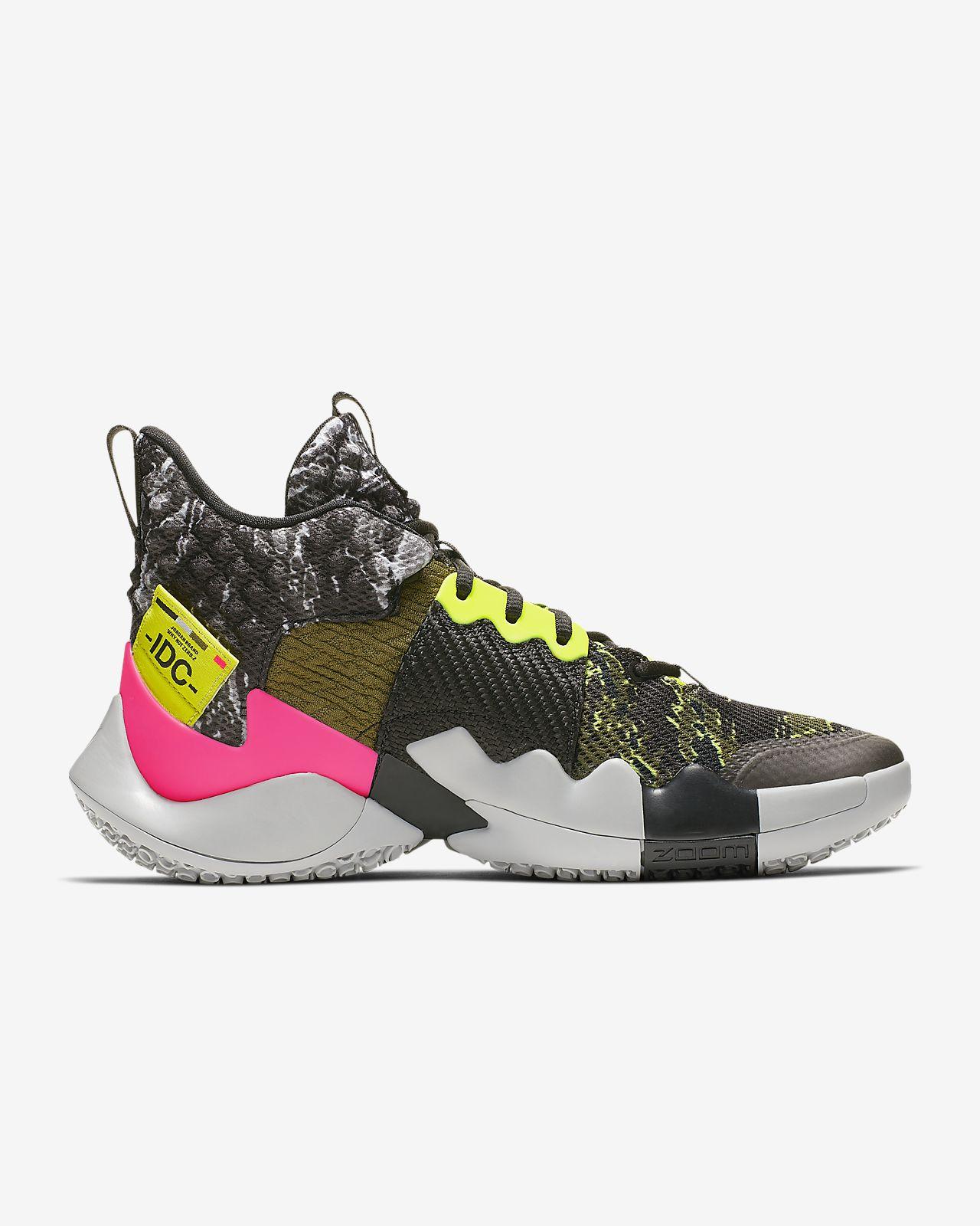 new concept 46a81 7d7dd Zer0.2 Basketball Shoe Jordan