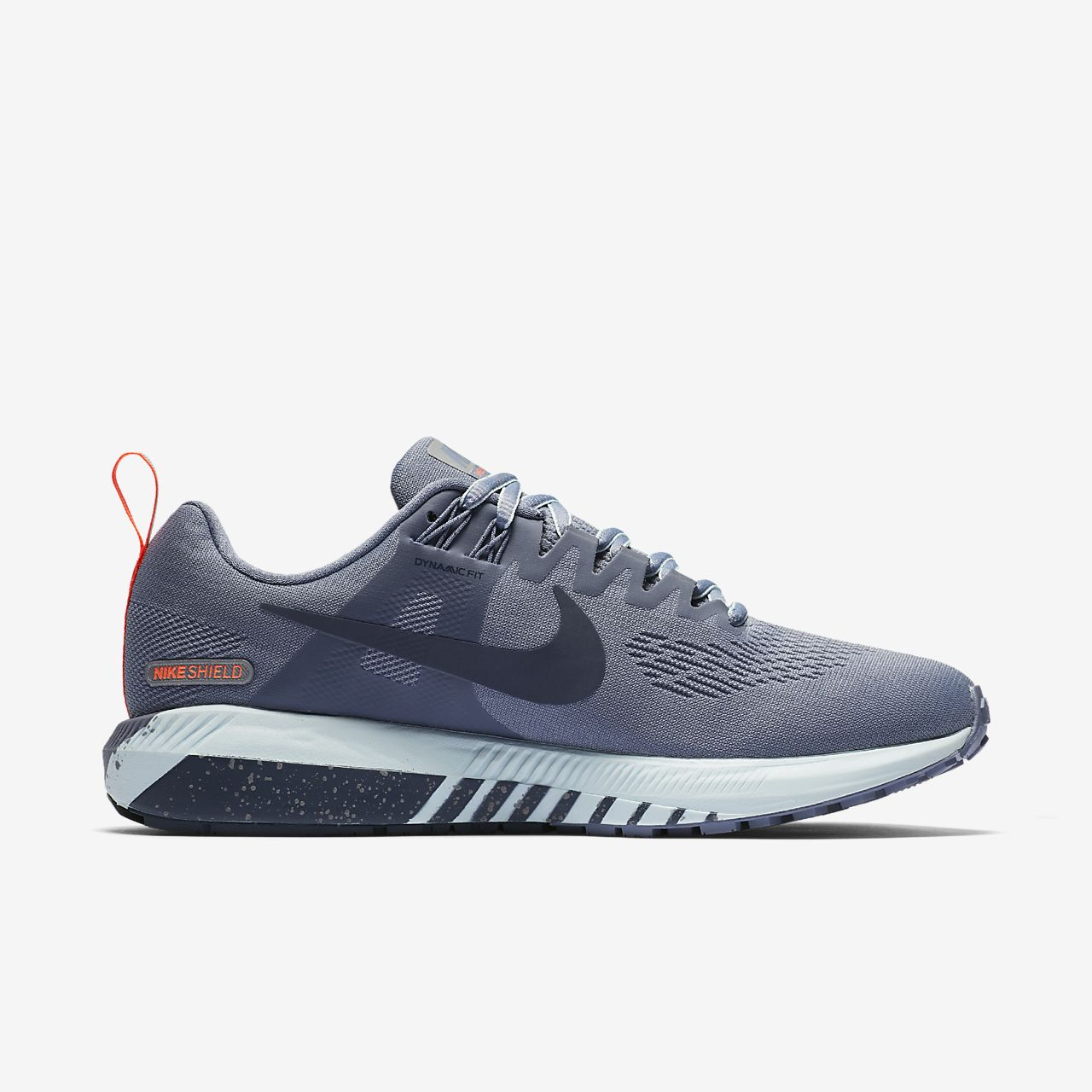 Nike W Air Zoom Structure 21 Shield Azul nyCftN8