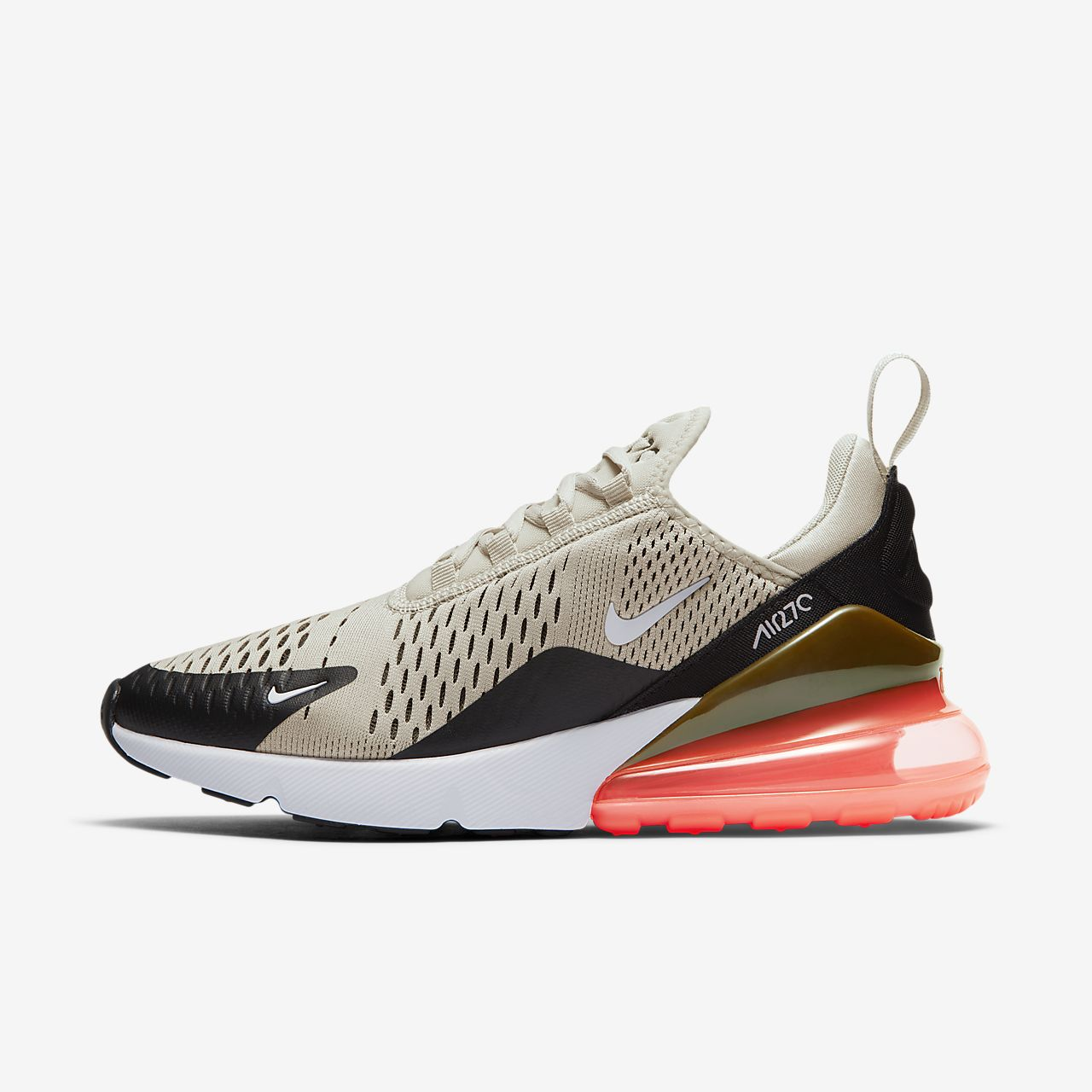 Black Friday Nike Air Max 270 University Red Weiß