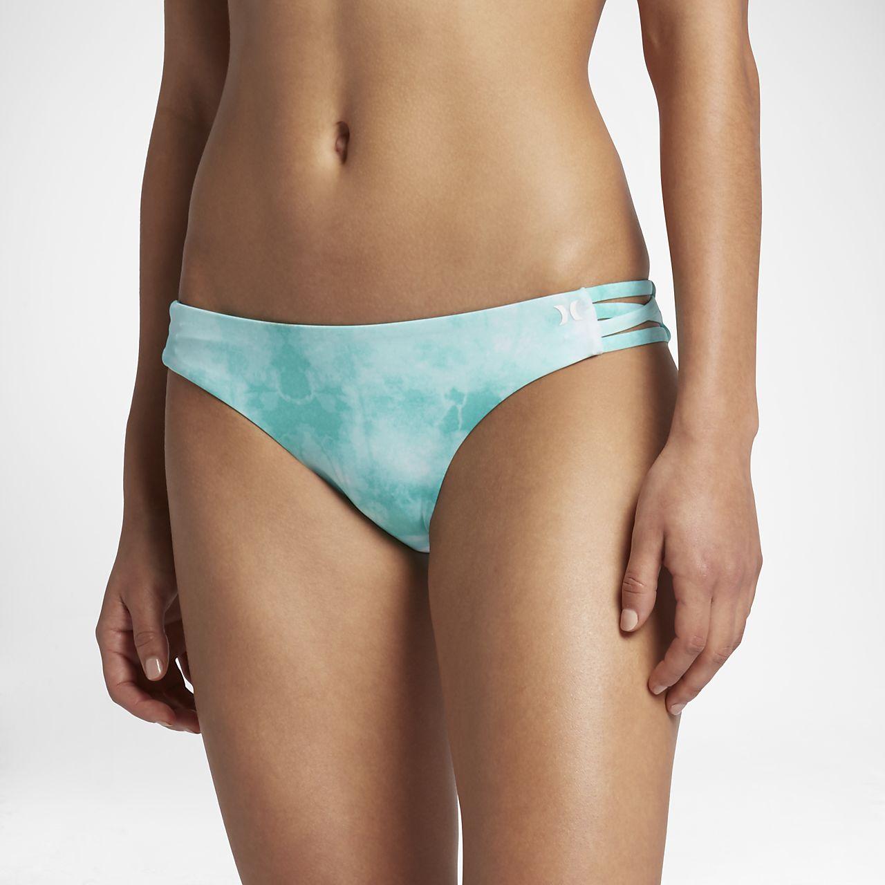 Женские плавки для серфинга Hurley Quick Dry Tie Dye