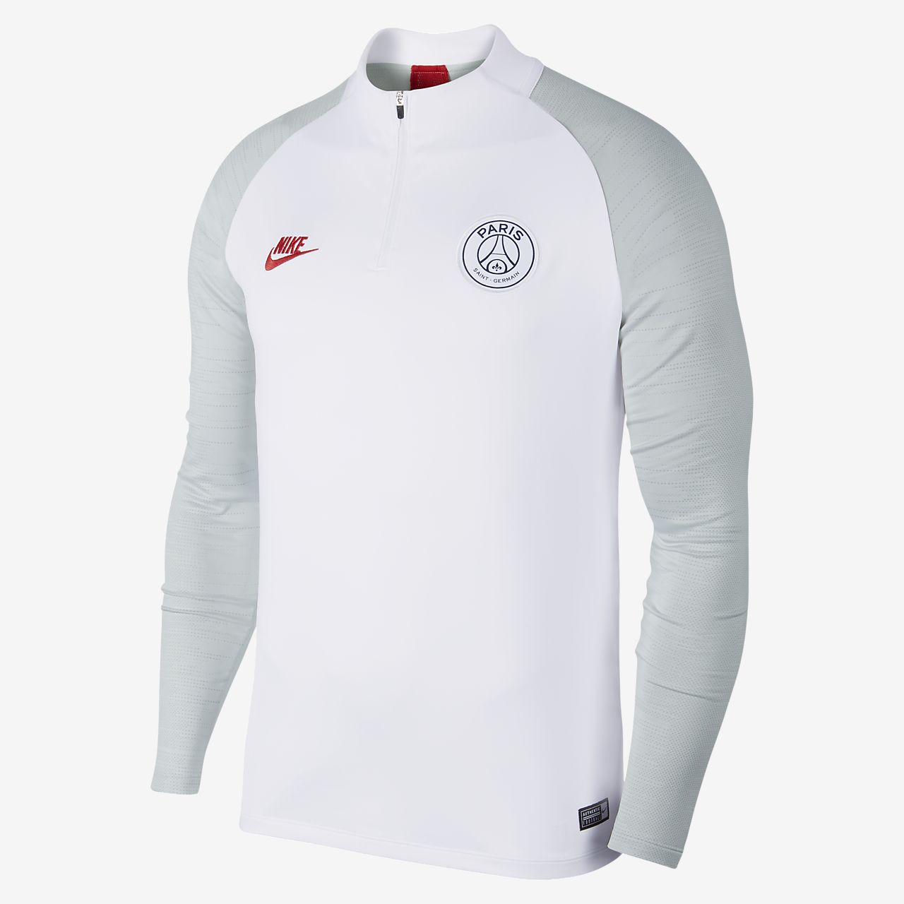 Nike Dri-FIT Paris Saint-Germain Strike fotballtreningsoverdel til herre