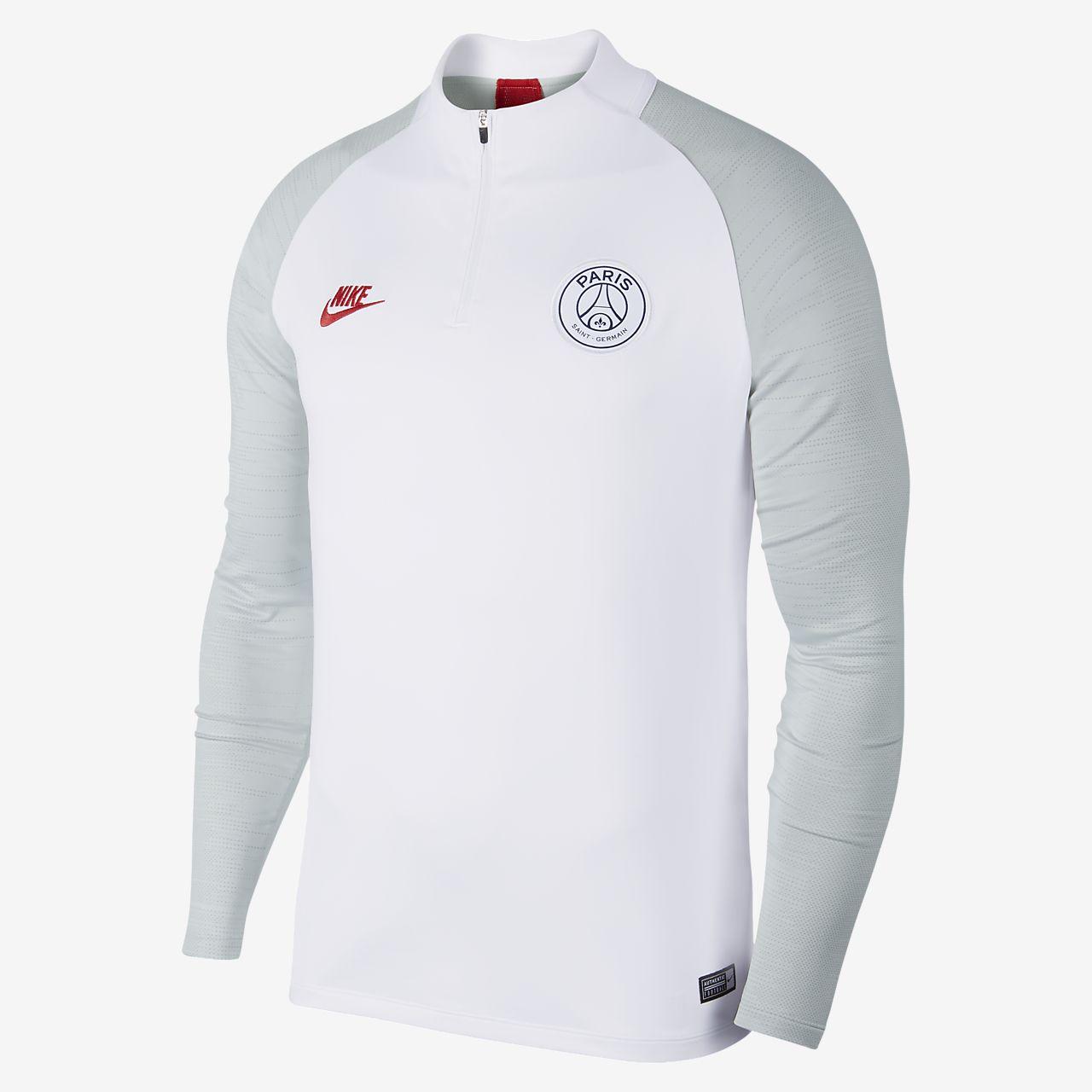 Haut de football Nike Dri-FIT Paris Saint-Germain Strike pour Homme