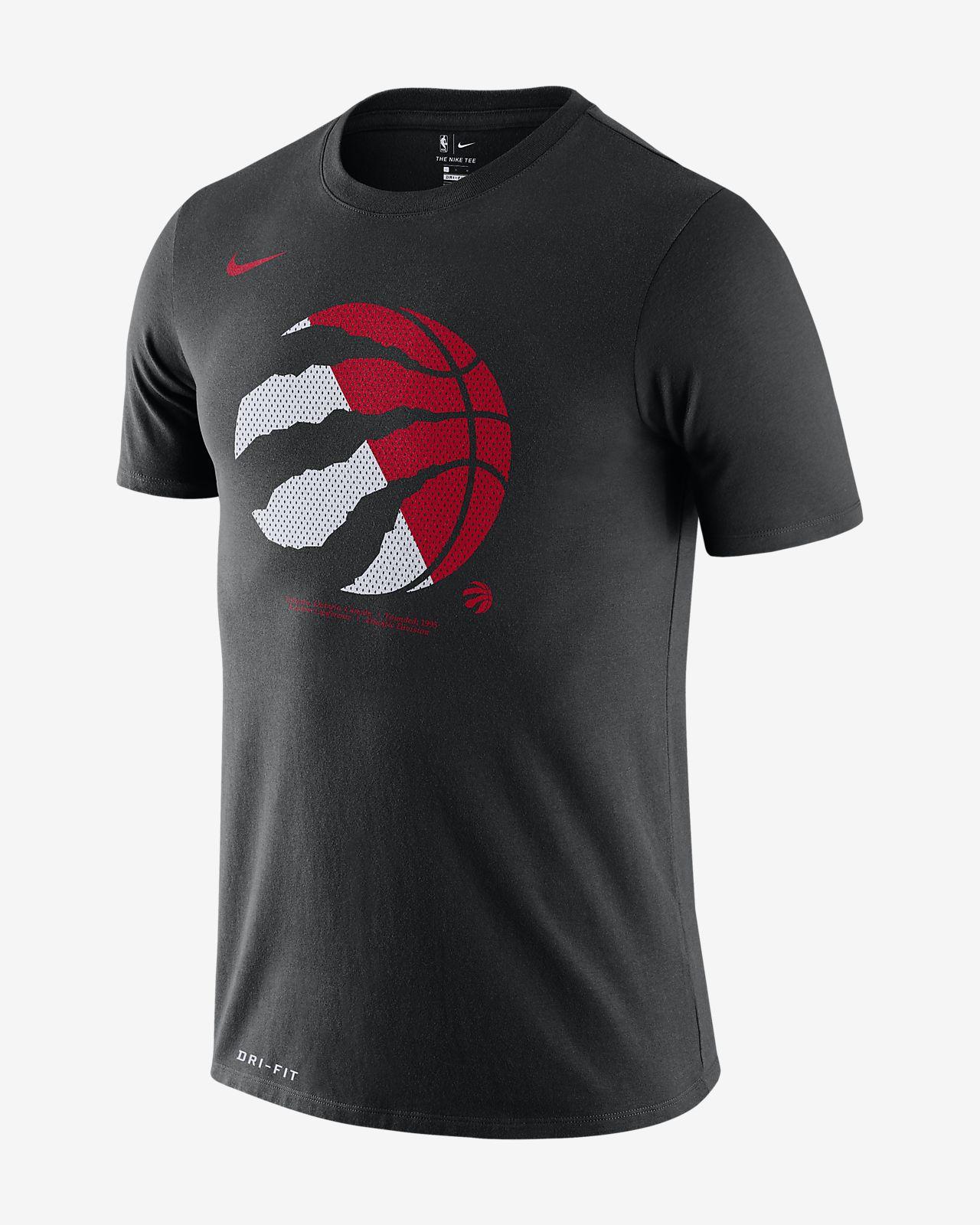 T-shirt Toronto Raptors Nike Dri-FIT NBA - Uomo