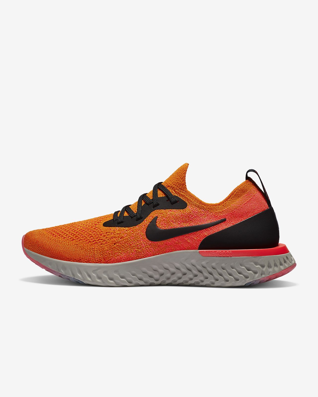 d54aa4bd12a1a ... authentic nike epic react flyknit zapatillas de running mujer 8d58a  f743b