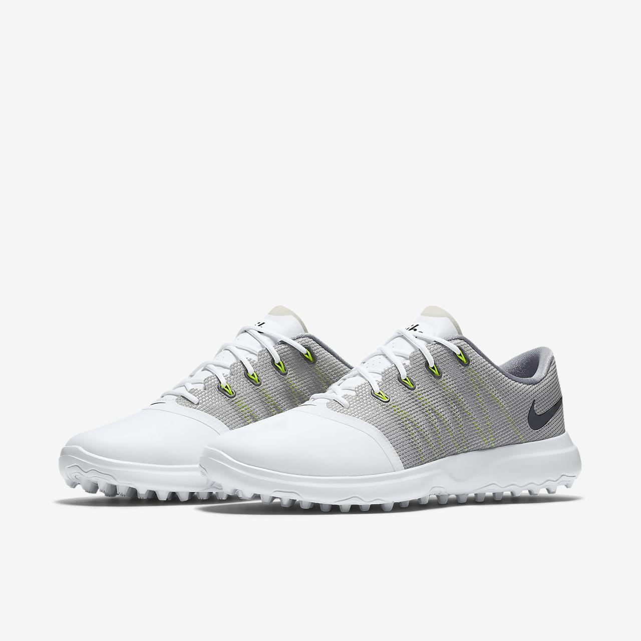 Nike Lunar Empress 2 Women's Golf Shoes White/Black yX4154L