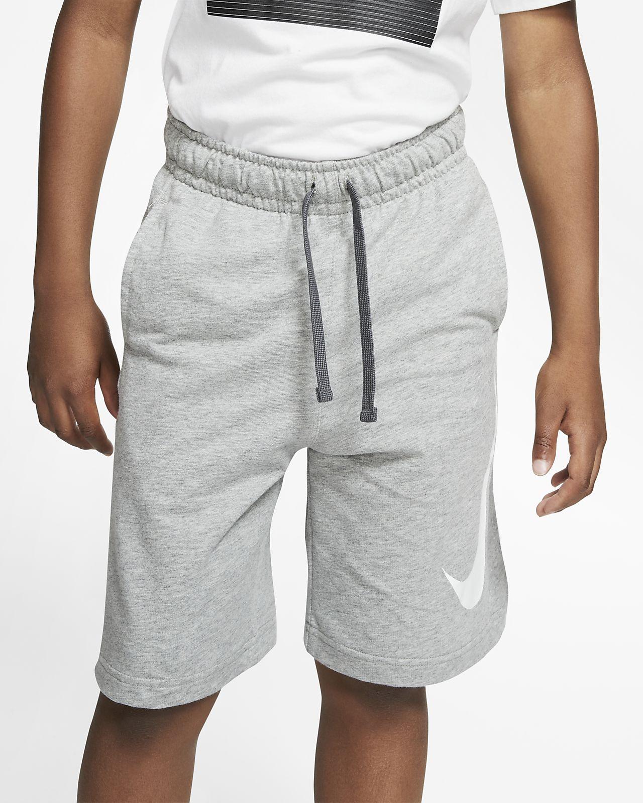 Nike Sportswear Boys' French Terry Shorts